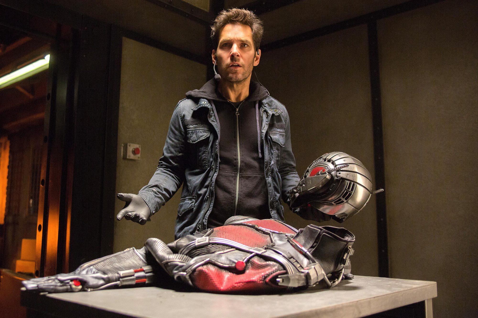 Marvel's Ant-Man (2015)Scott Lang/Ant-Man (Paul Rudd)