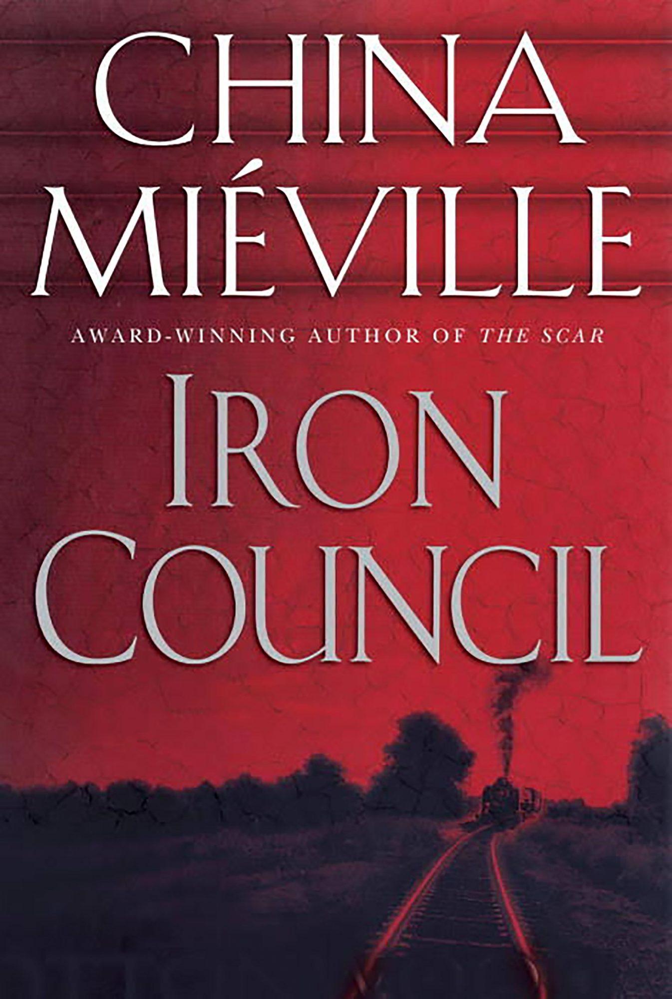 China Mieville, The Iron Council