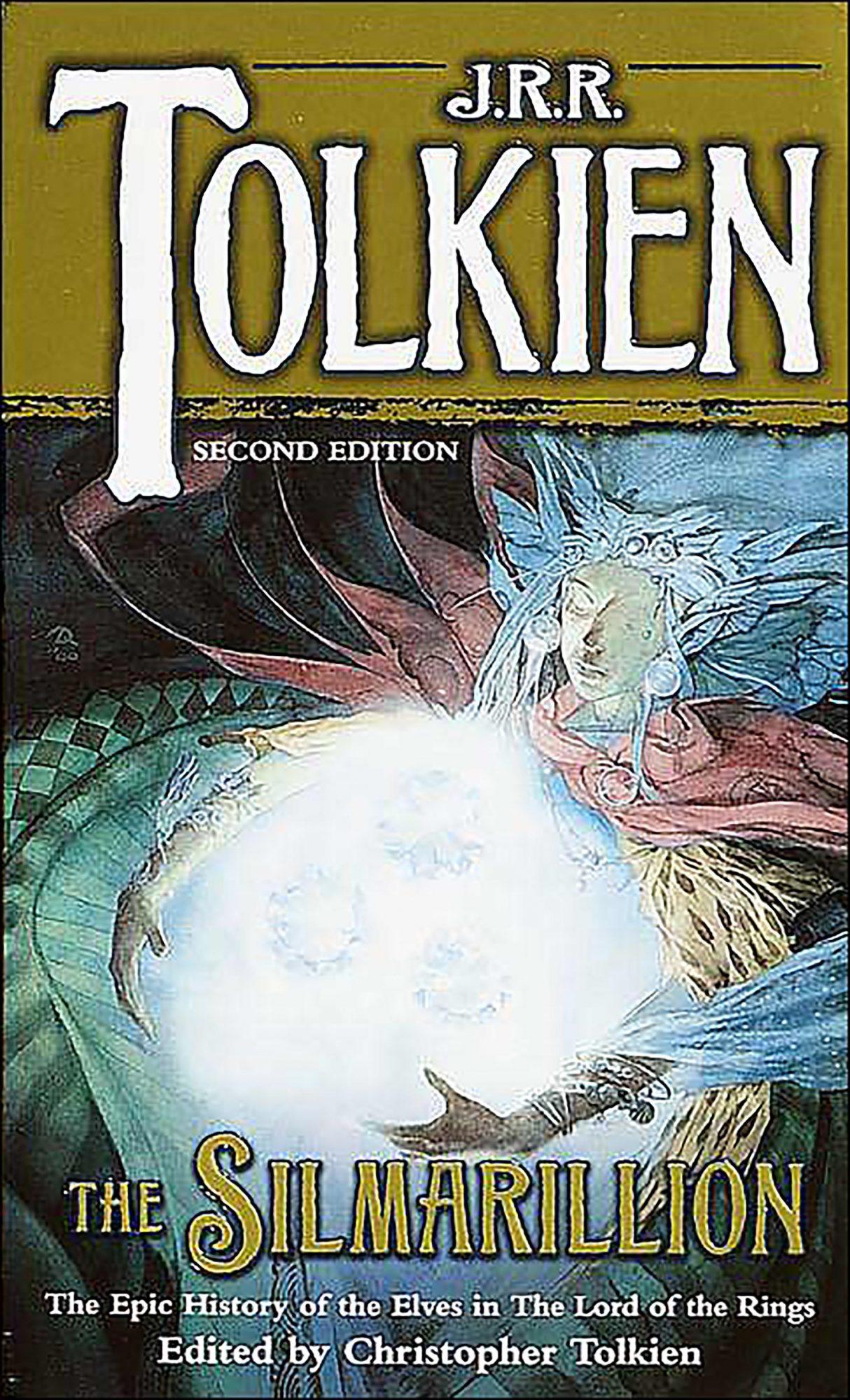 J.R.R. Tolkien, The Silmarillion