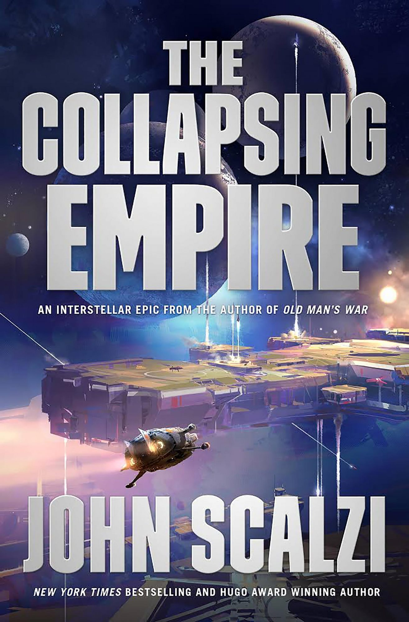 John Scalzi, The Collapsing Empire