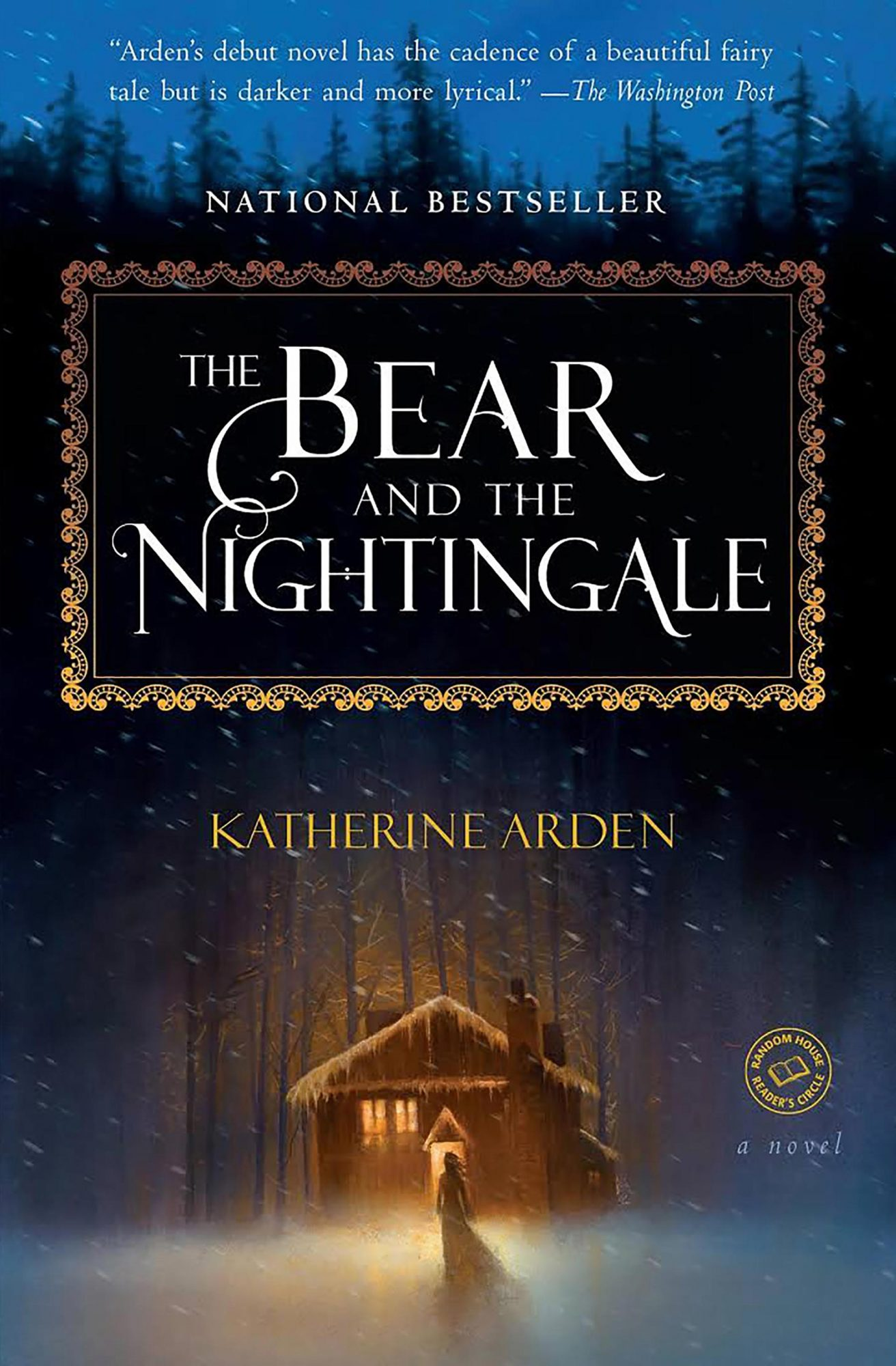 Katherine Arden, The Bear and the Nightingale