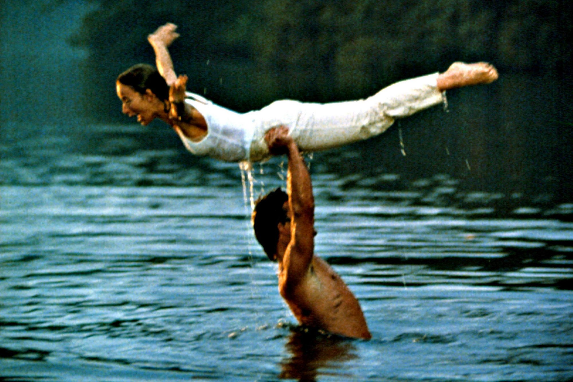 DIRTY DANCING, Patrick Swayze, Jennifer Grey, 1987. (c) Artisan Entertainment/ Courtesy: Everett Col