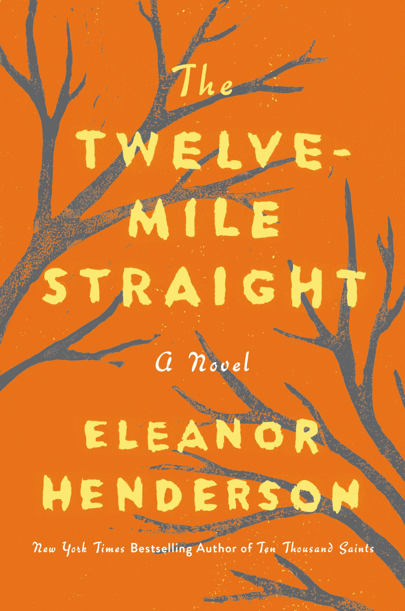 The Twelve-Mile Straightby Eleanor Henderson