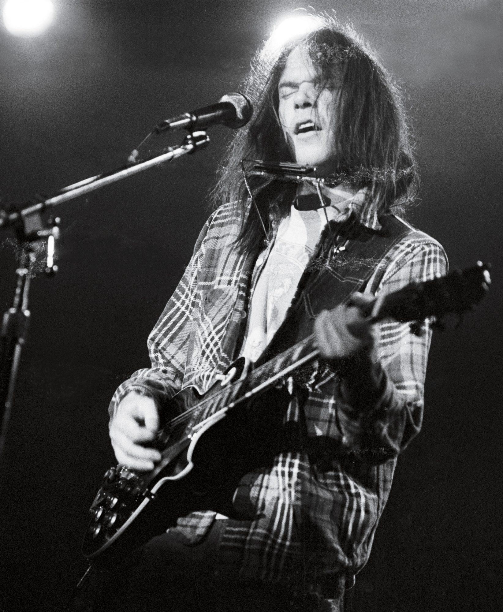 Neil Young In Copenhagen
