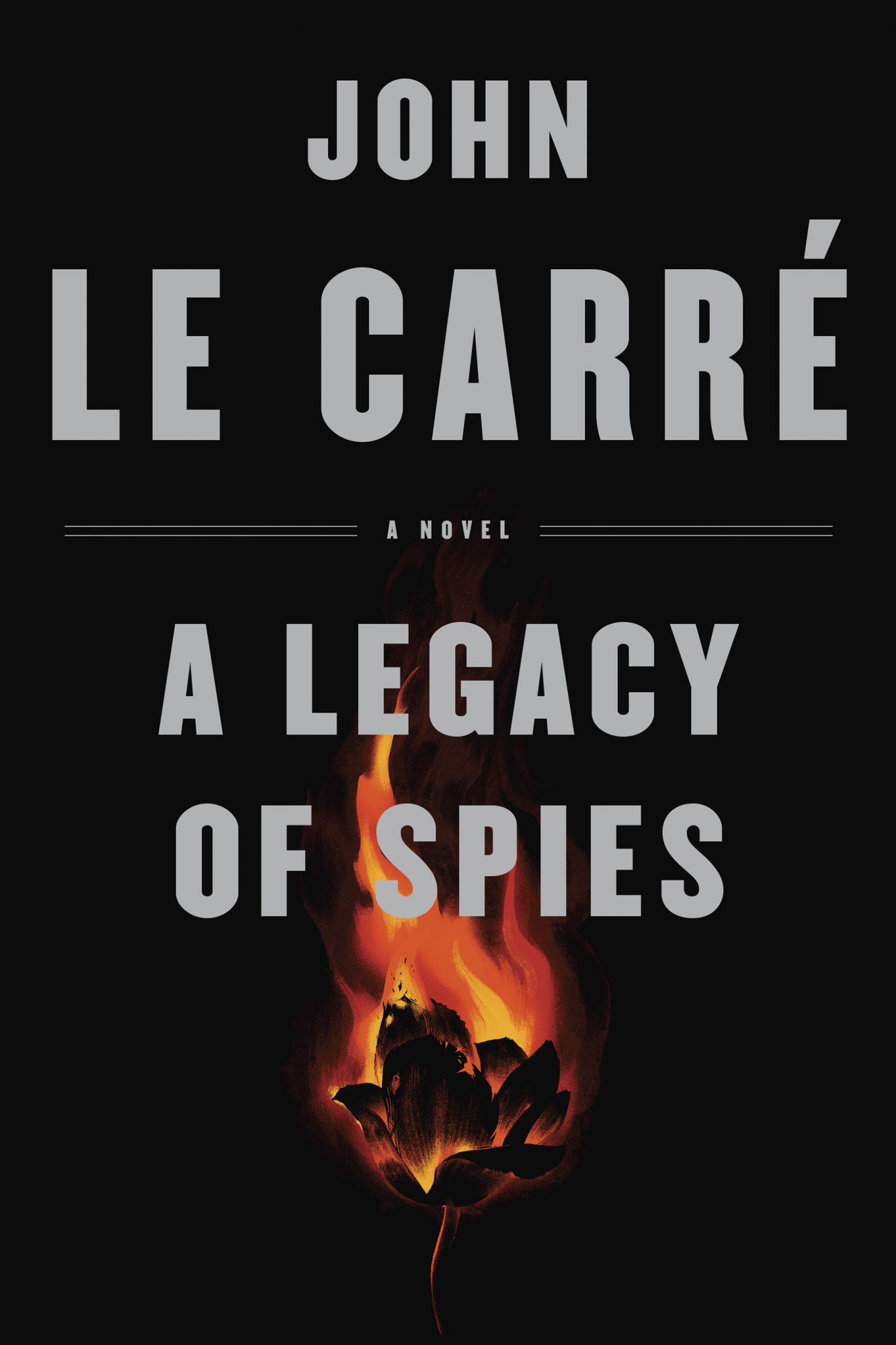 A Legacy of Spiesby John le Carré