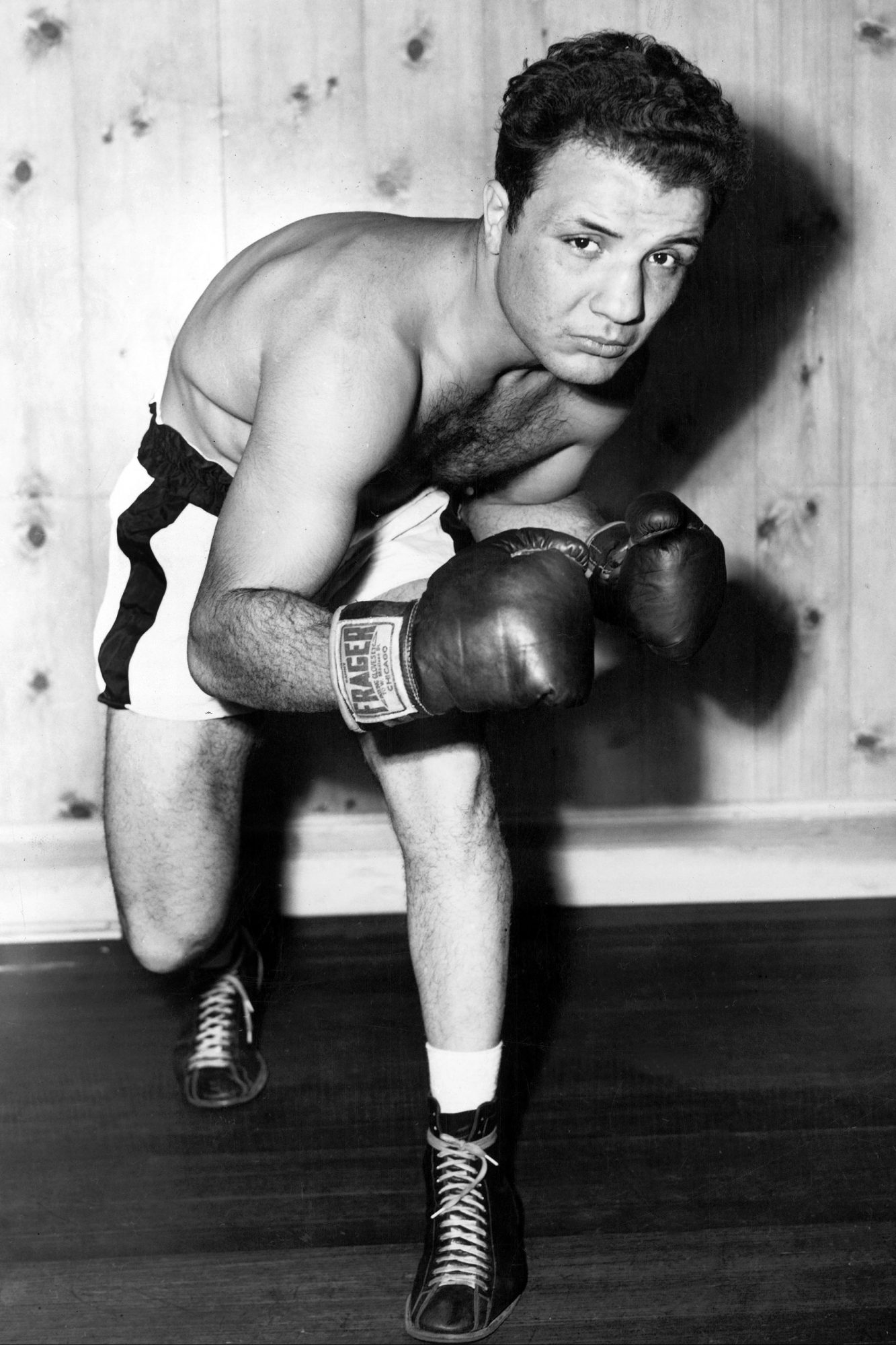 Jake Lamotta Around 1949