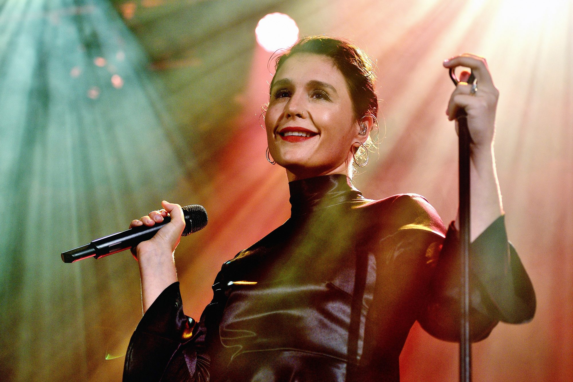 Jessie Ware Performs At Assembly Hall, Islington
