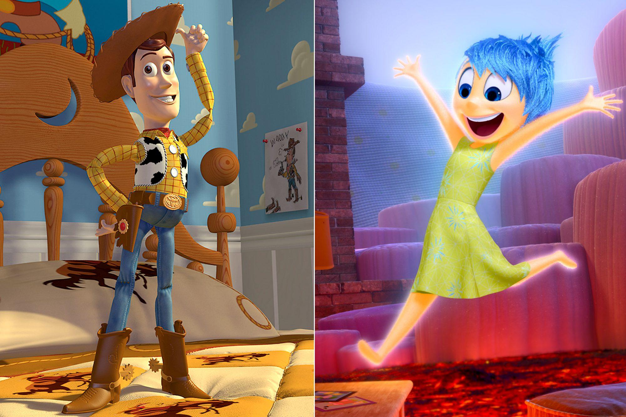 GALLERY: Pixar Movies