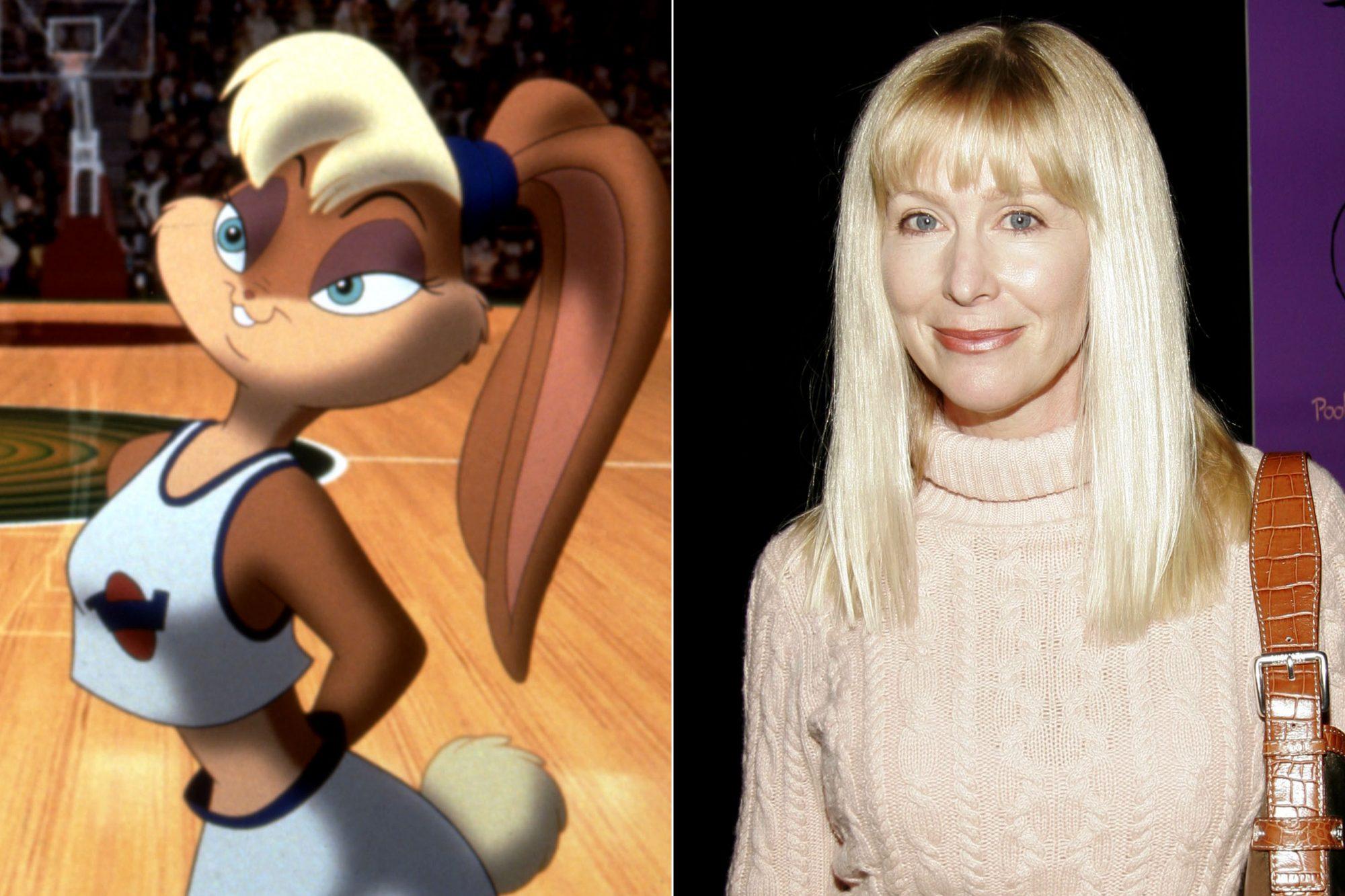 Kath Soucie - Lola Bunny