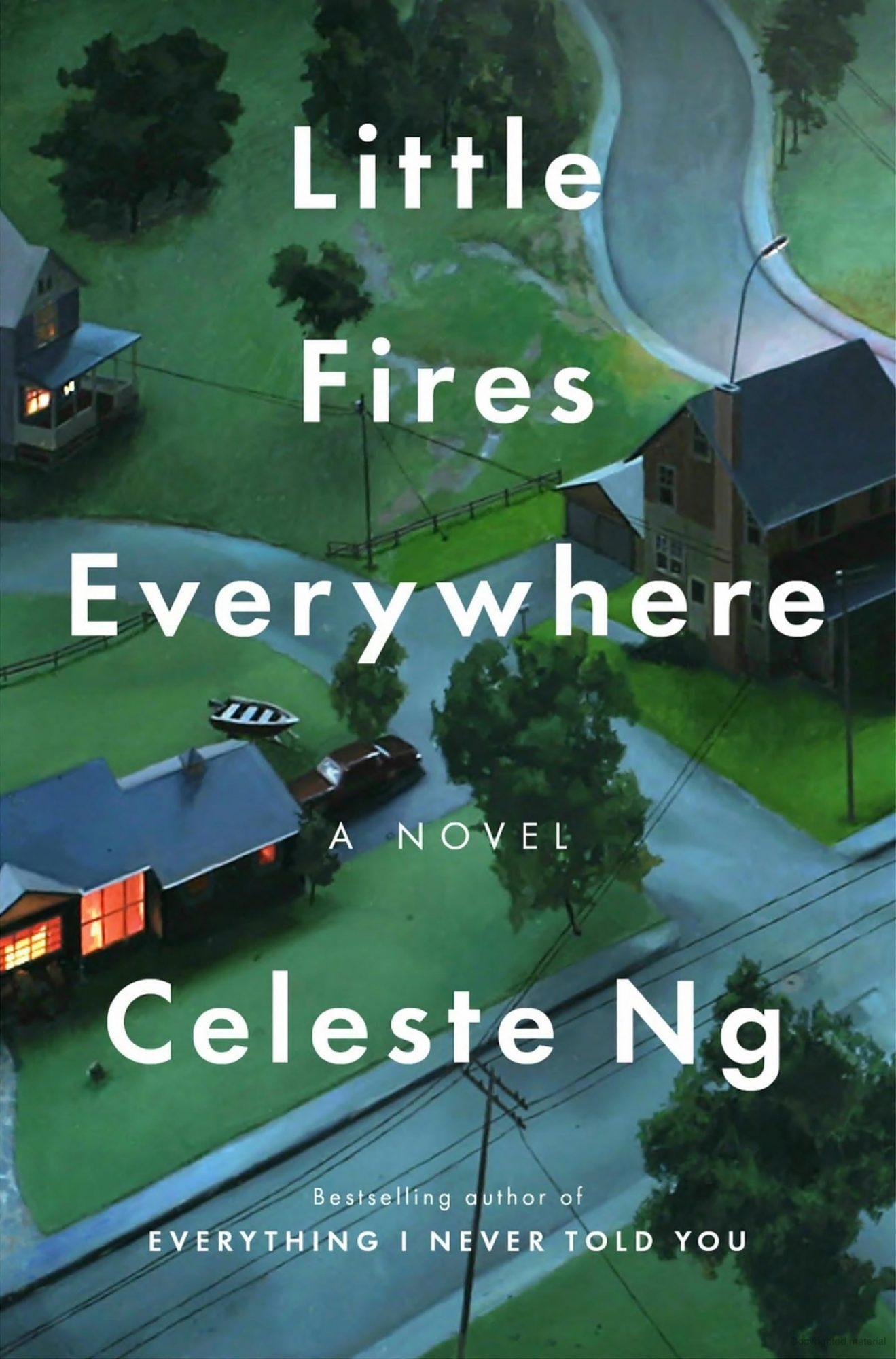 Celeste Ng, Little Fires Everywhere CR: Penguin