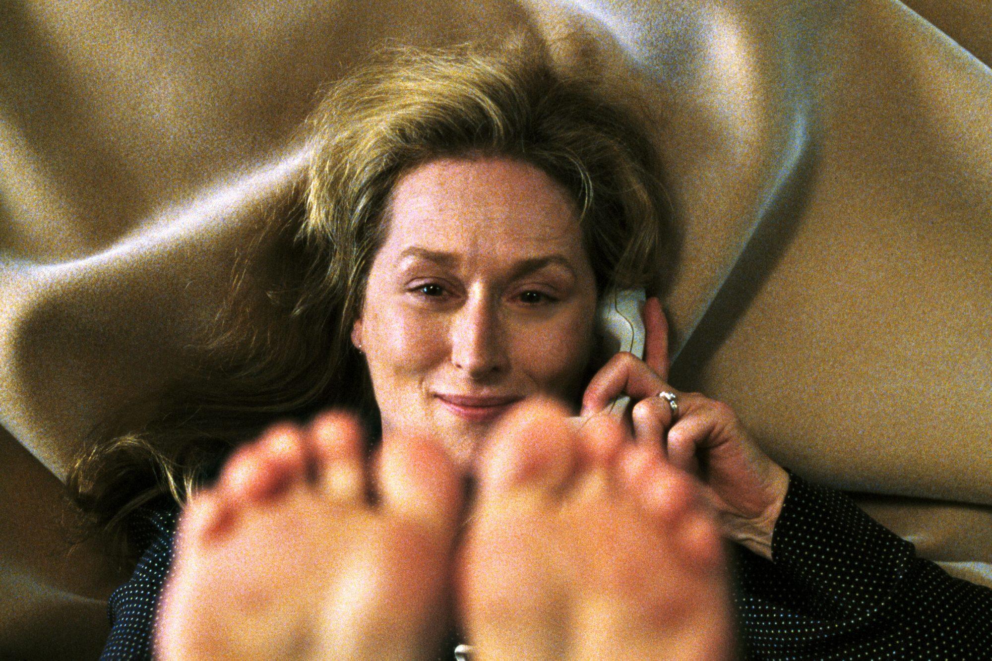 Adaptation. (2002)Meryl Streep