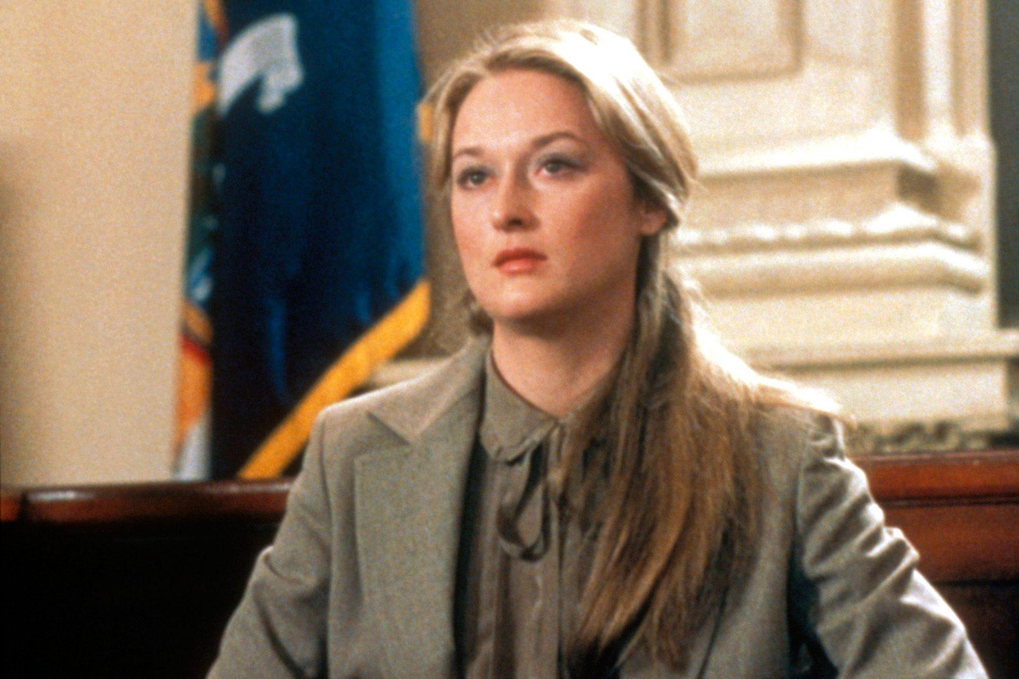 KRAMER VS. KRAMER, Meryl Streep, 1979, (c) Columbia/courtesy Everett Collection