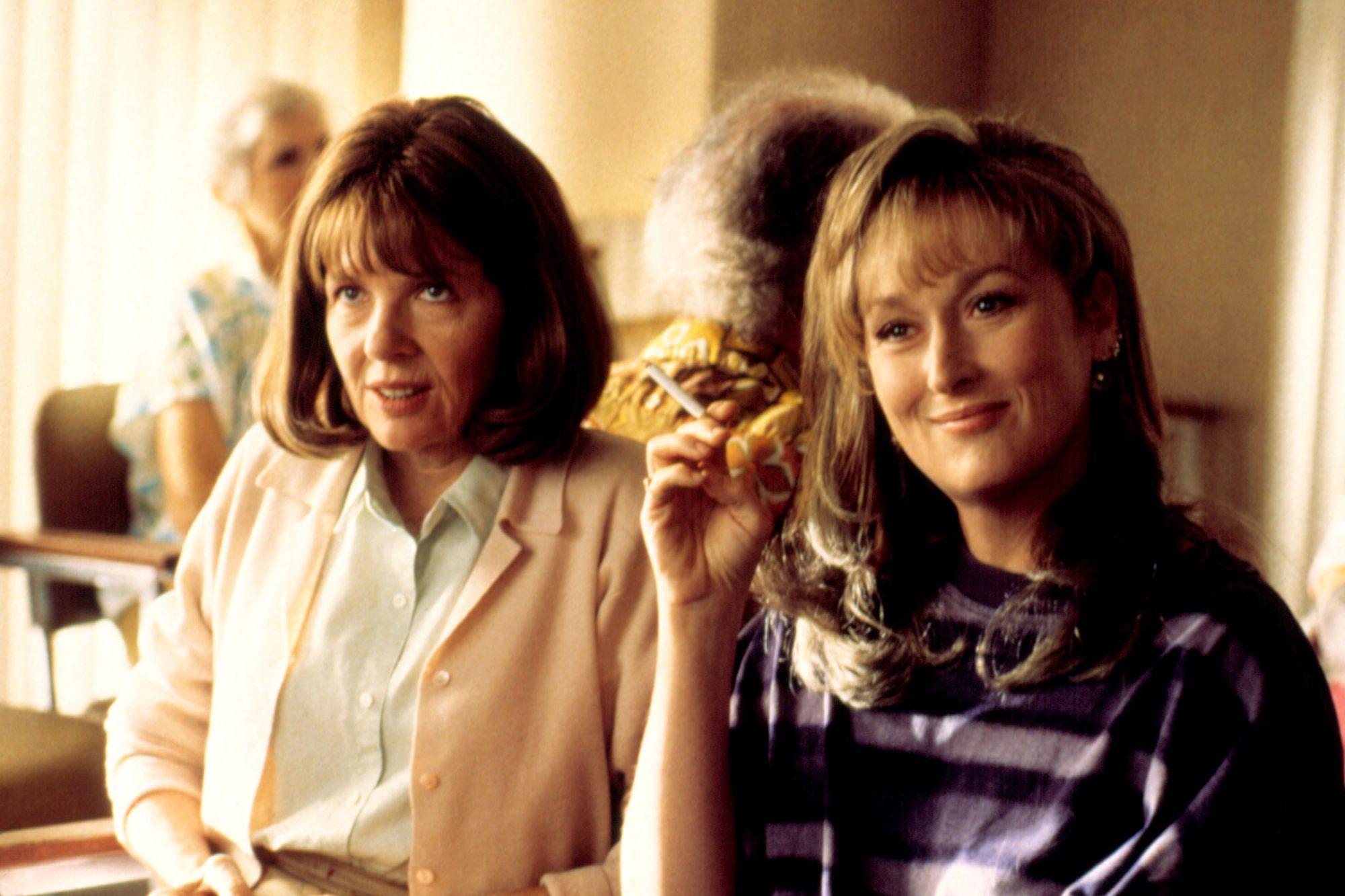 MARVIN'S ROOM, Diane Keaton, Meryl Streep, 1996