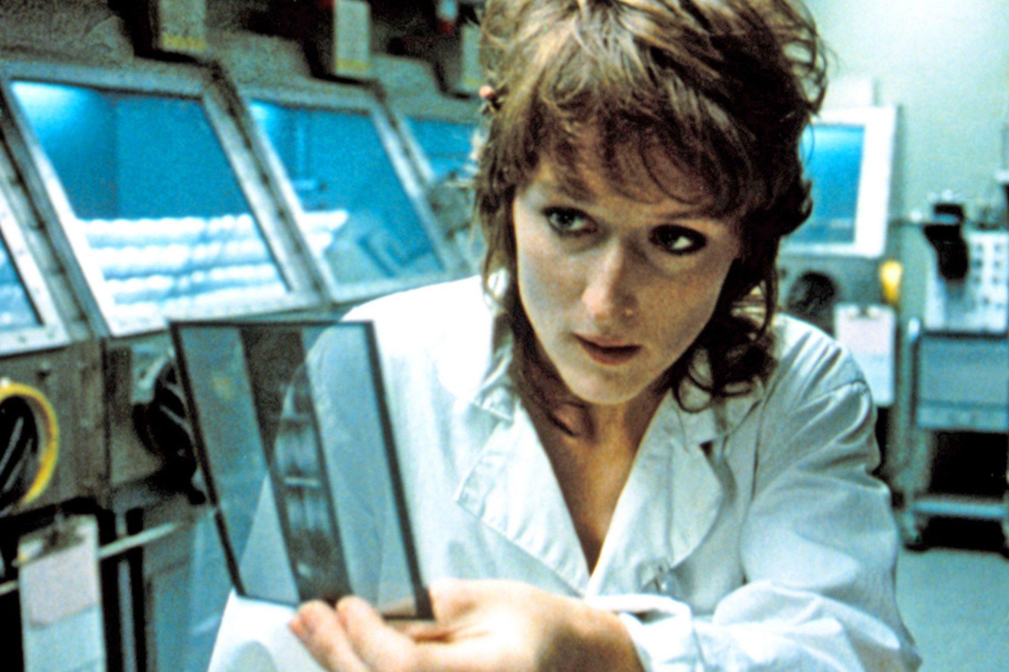 SILKWOOD, Meryl Streep, 1983