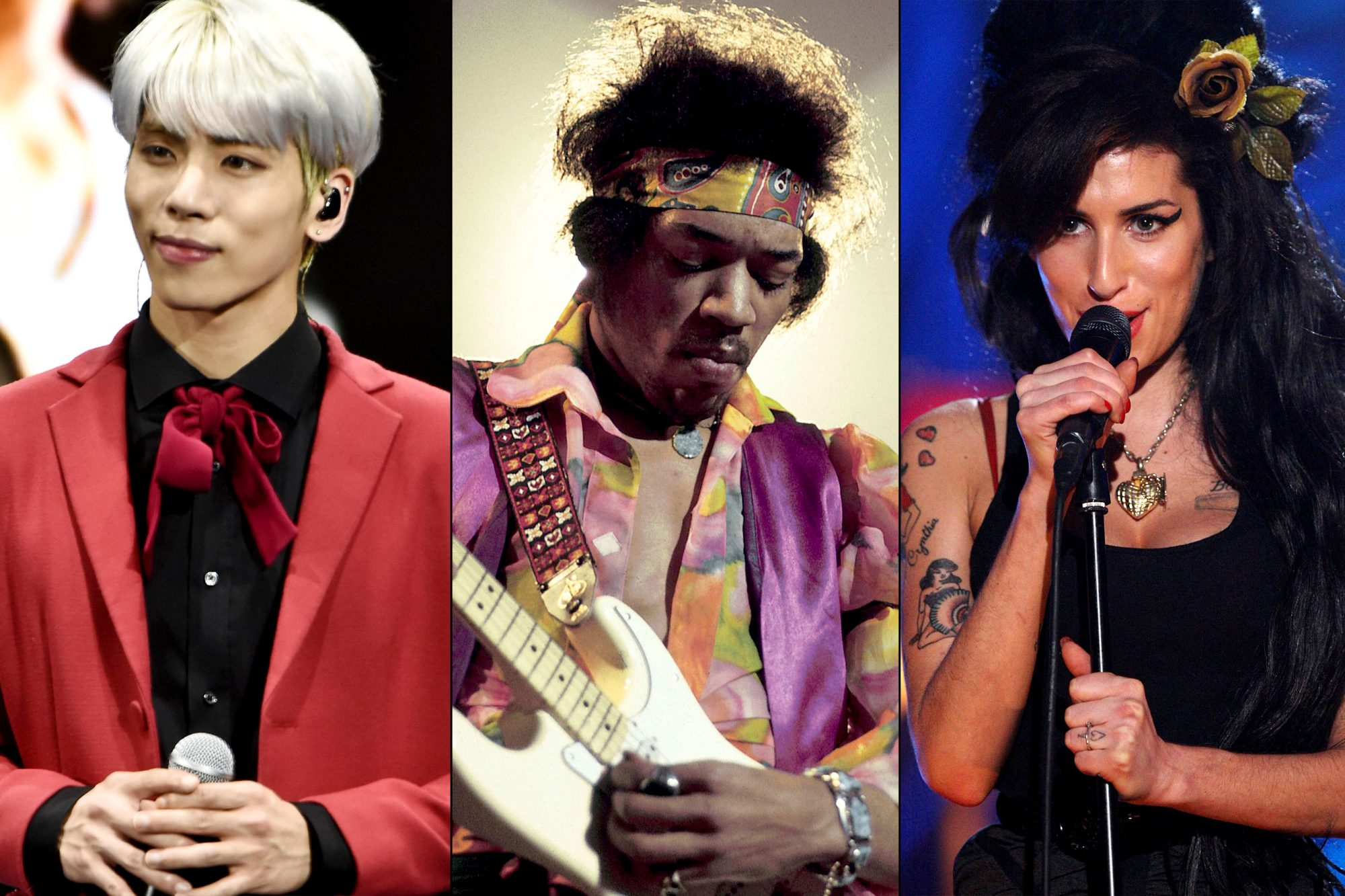 GALLERY: Musicians Who Died at 27