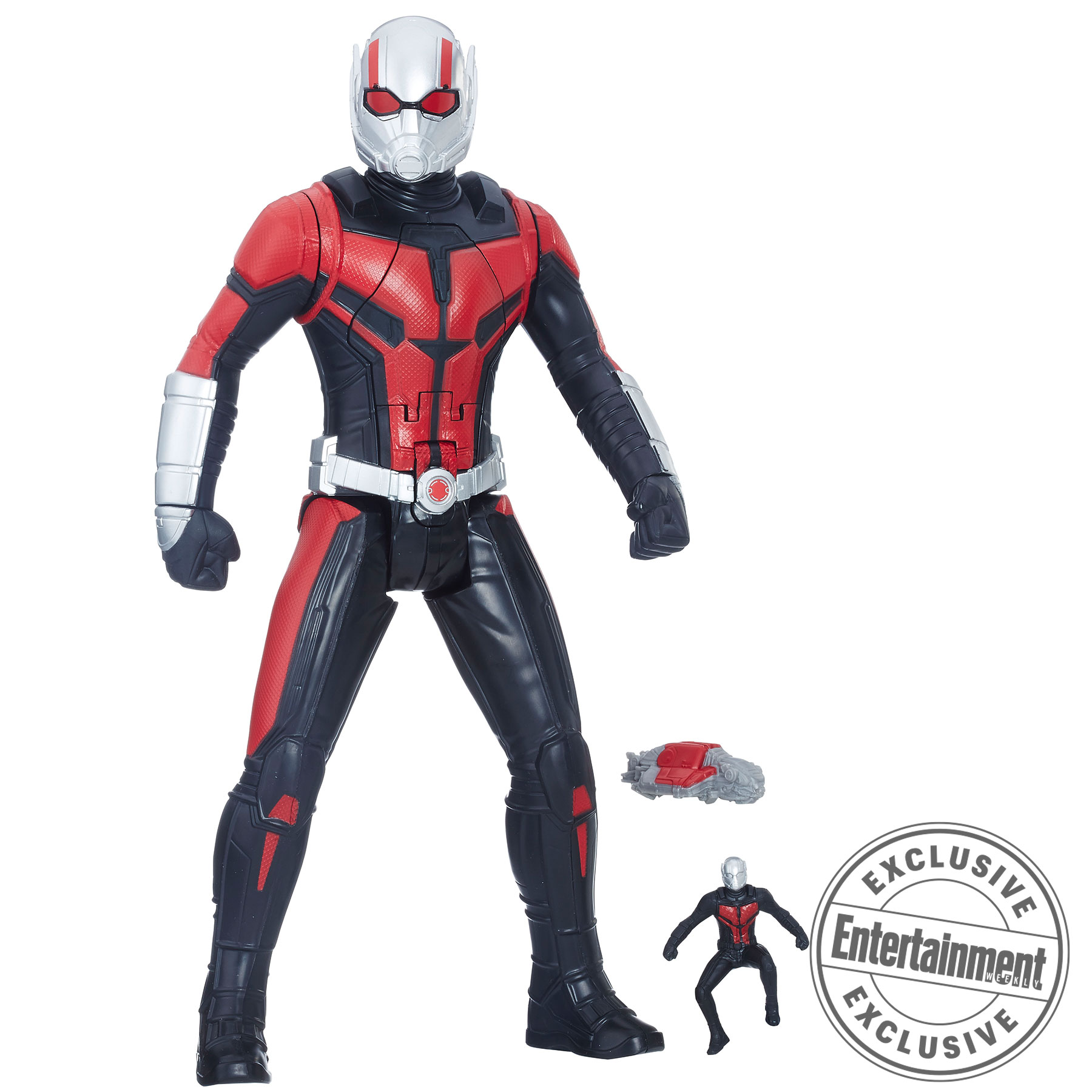 Shrink and Strike Ant-Man Figure
