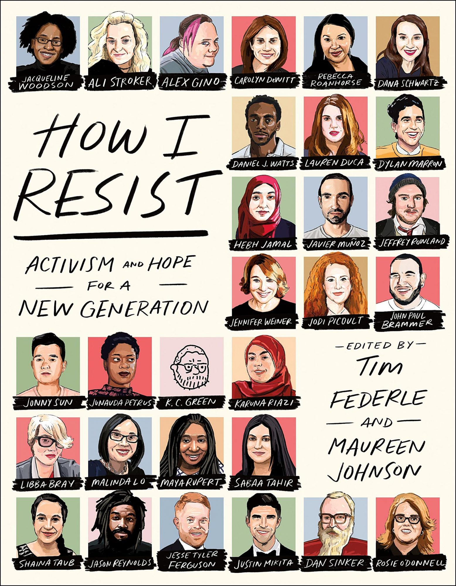 How I Resist by Tim Federle and Maureen Johnson