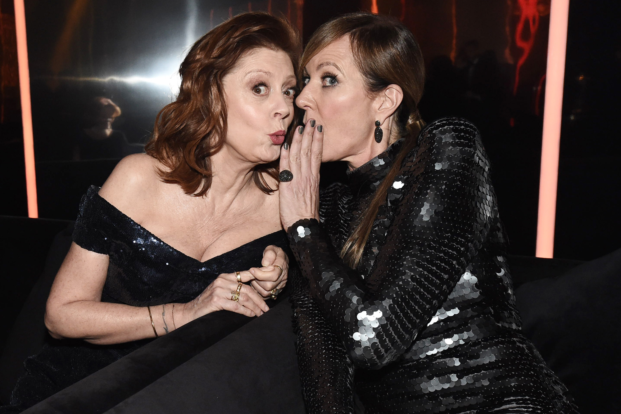 People and EIF's Annual Screen Actors Guild Awards Gala sponsored by TNT at the Shrine Auditorium, Los Angeles, CA, USA - 21 Jan 2018