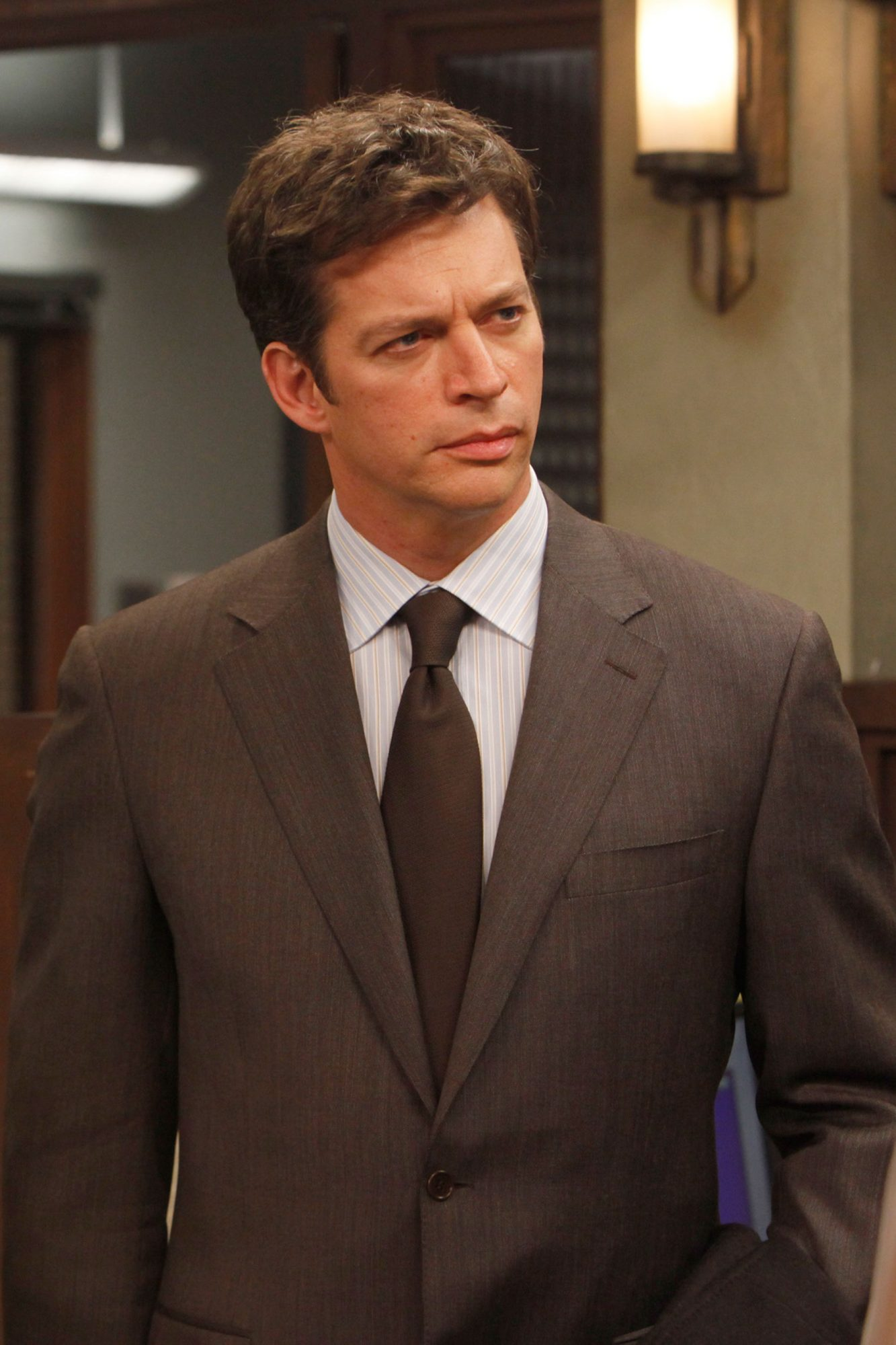 6. David Haden (Harry Connick Jr) — Season 13