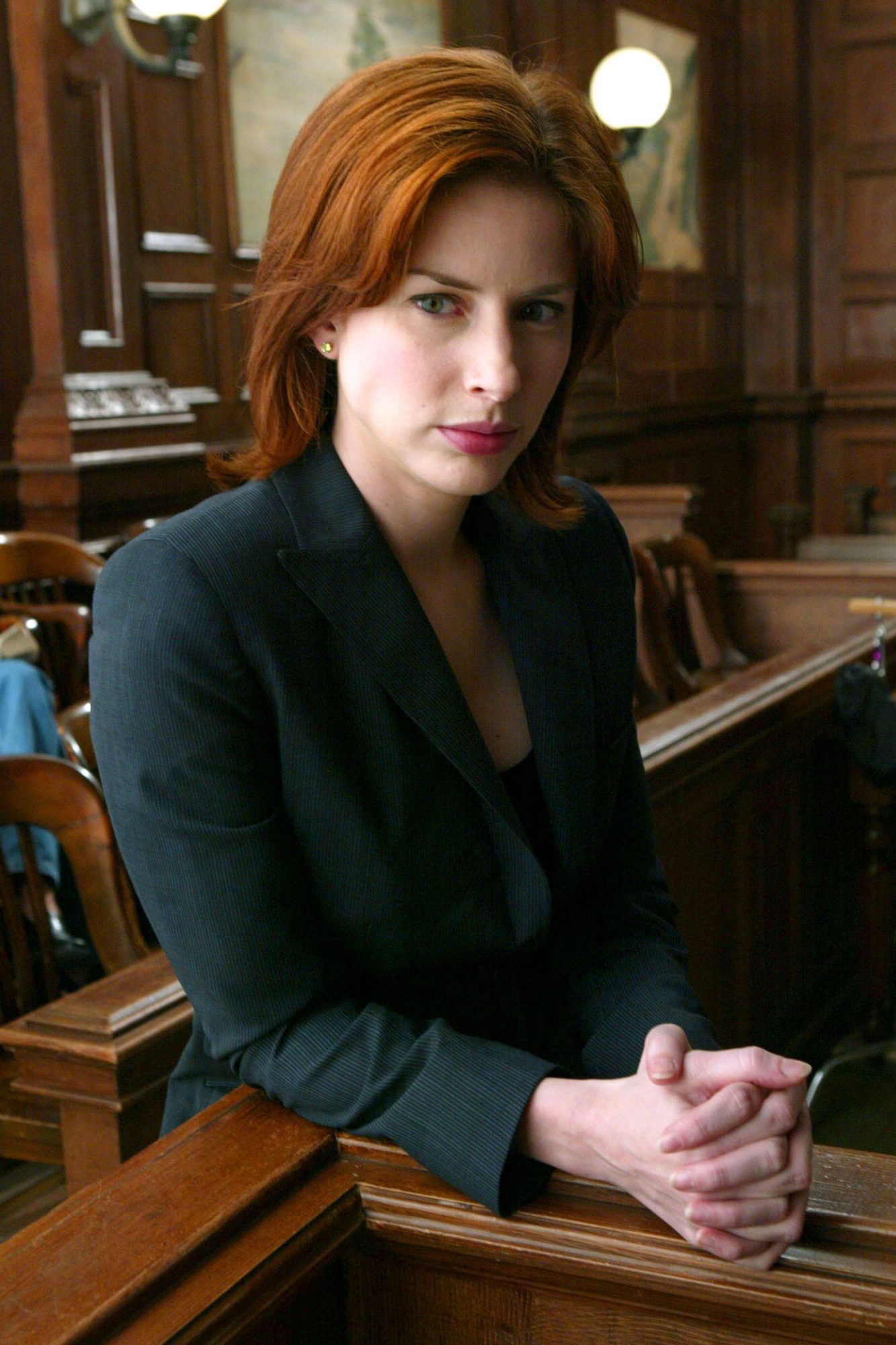 3. Casey Novak (Diane Neal) — Seasons 5-9