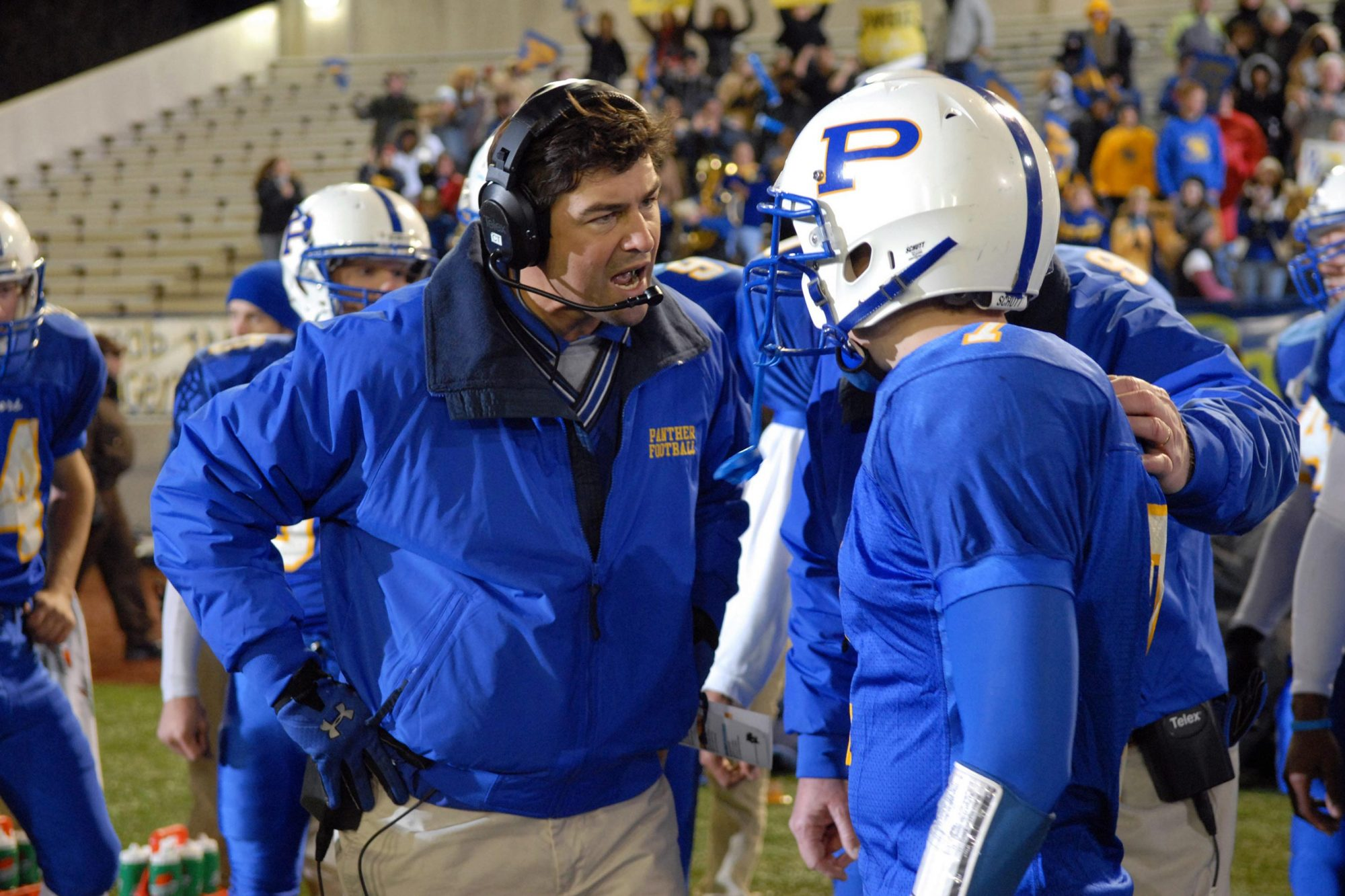 FRIDAY NIGHT LIGHTS, Kyle Chandler, Zach Gilford, 2006-2011,  ©NBC / Courtesy Everett Collections