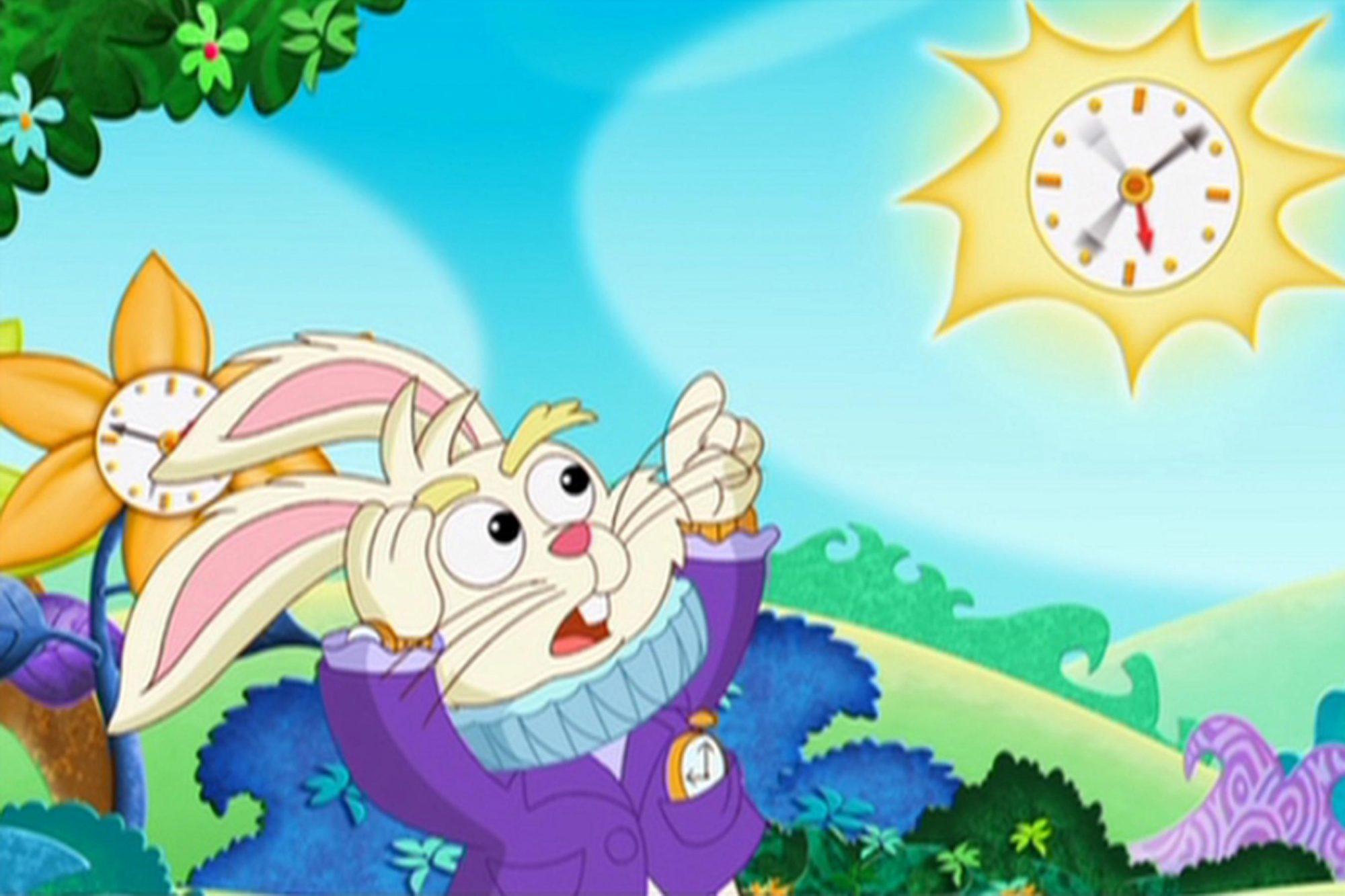 Dora-in-Wonderland
