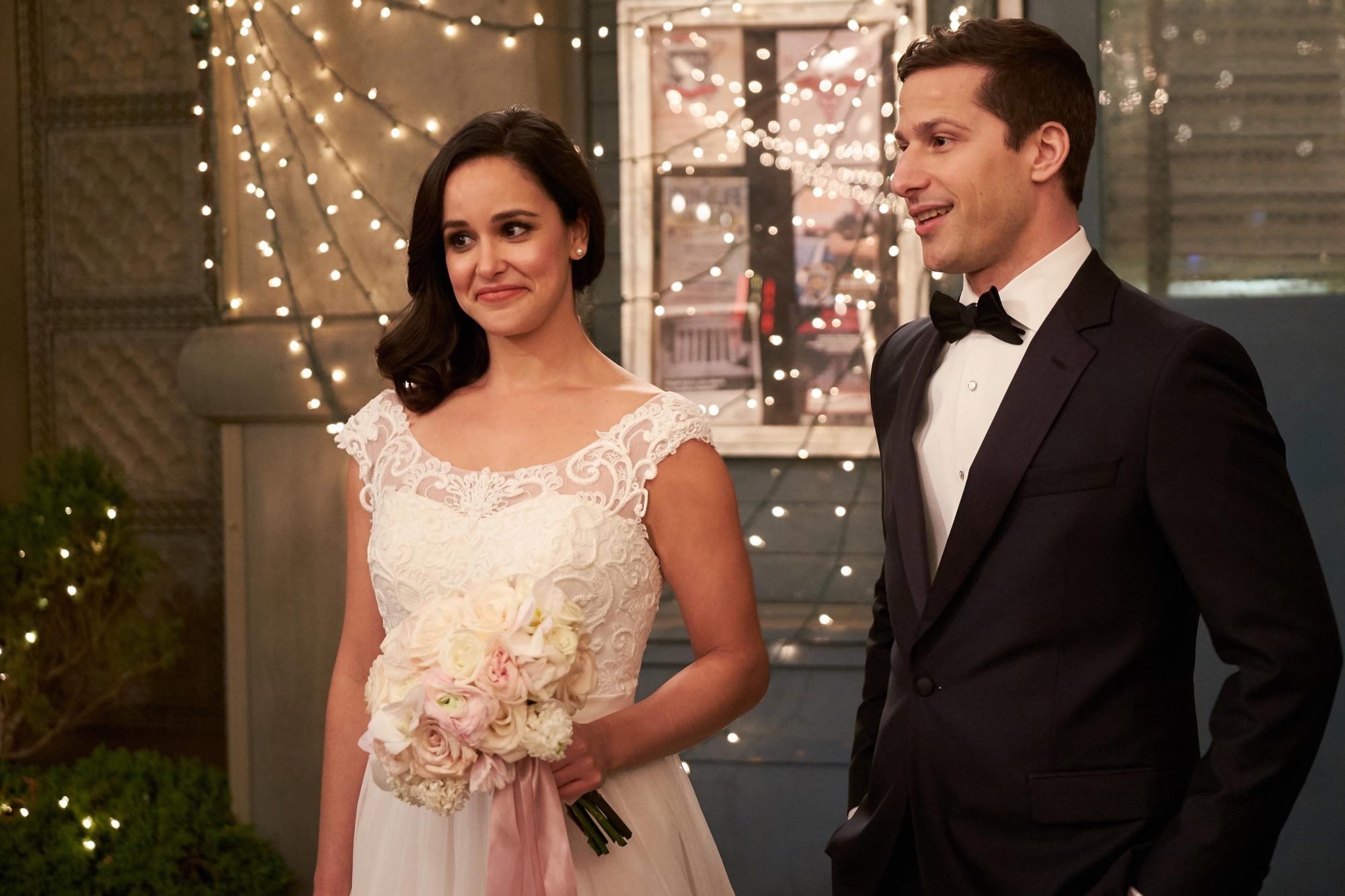 Jake and Amy get married, Brooklyn Nine-Nine