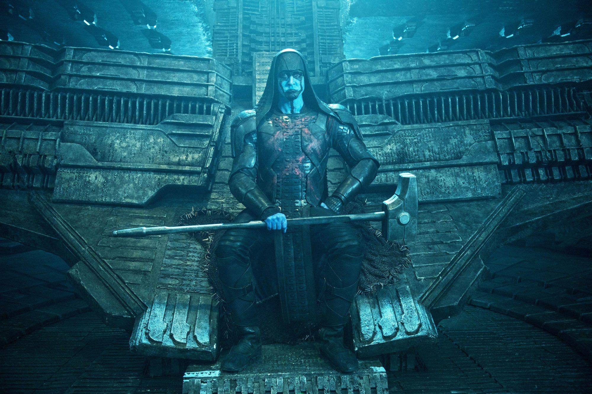 GUARDIANS OF THE GALAXY, Lee Pace, 2014. ph: Jay Maidment/©Walt Disney Studios Motion