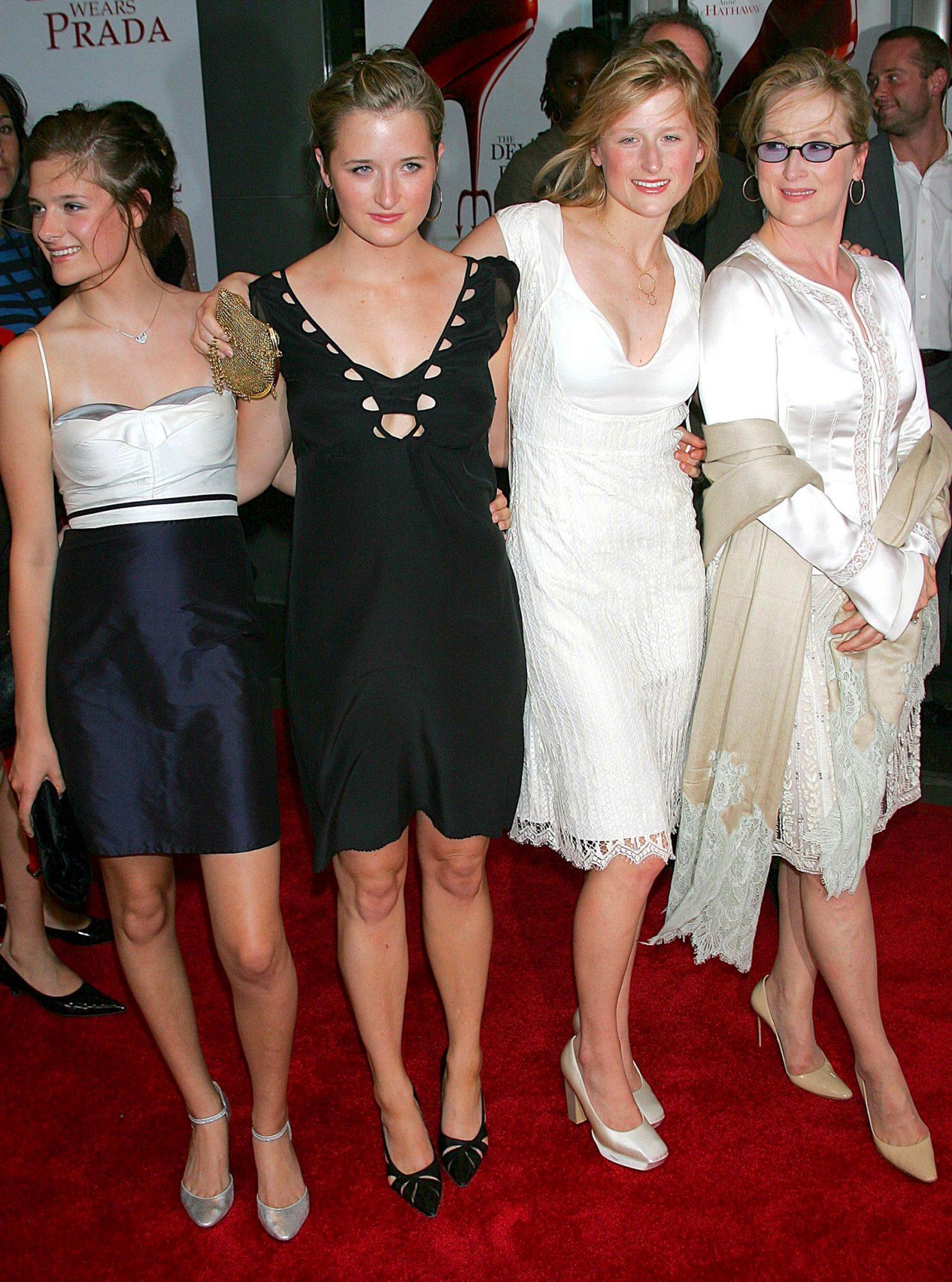 'THE DEVIL WEARS PRADA' FILM PREMIERE PRESENTED BY 20TH CENTURY FOX, NEW YORK, AMERICA - 19 JUN 2006