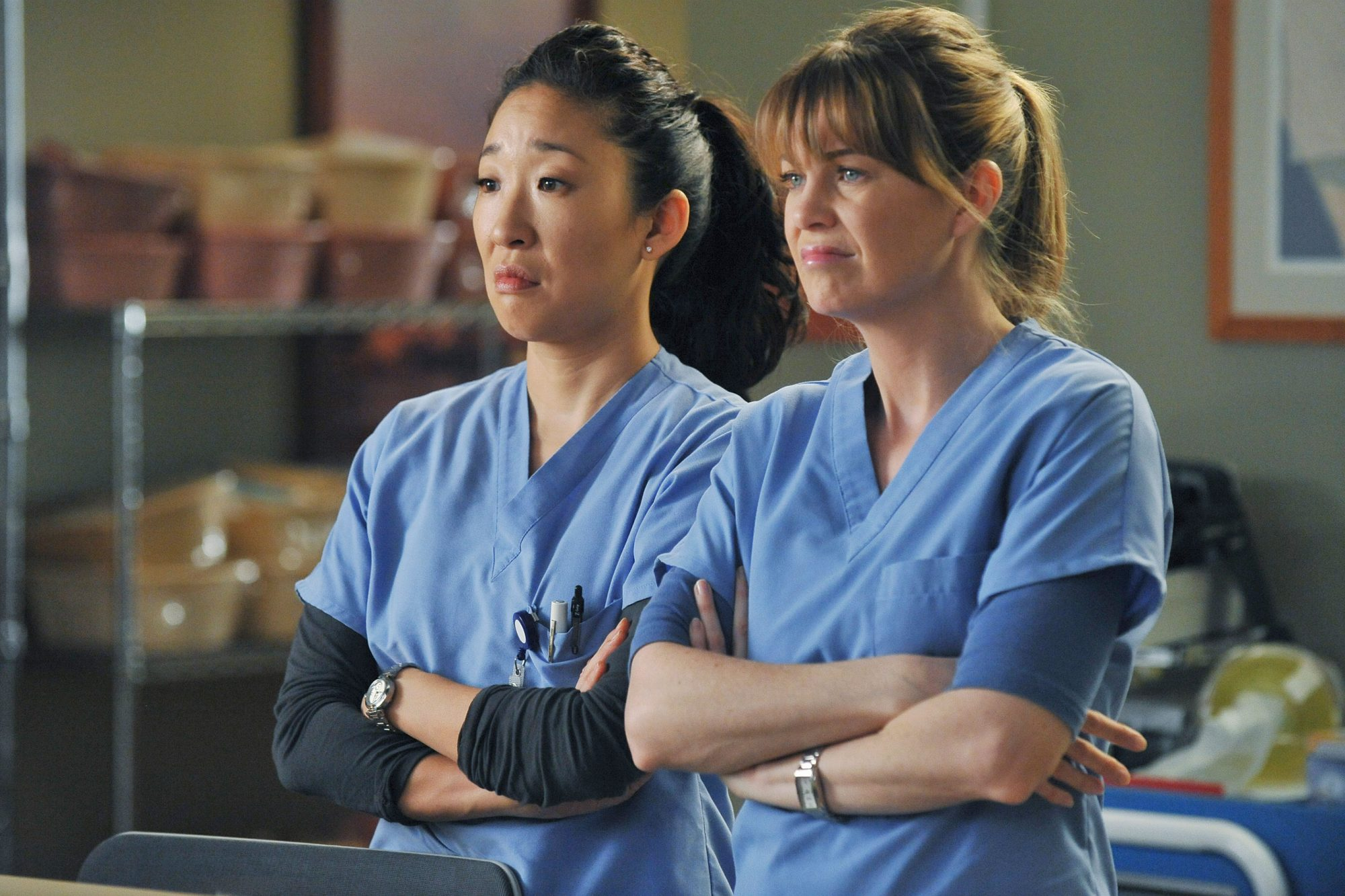 "ABC's ""Grey's Anatomy"" - Season Seven"
