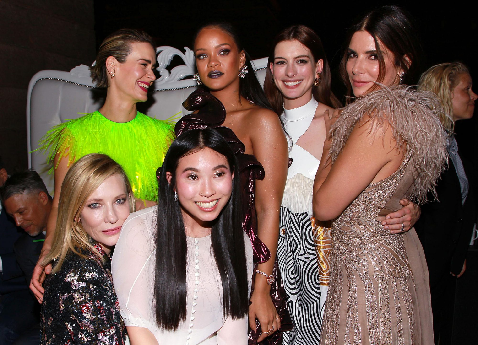 Warner Bros Pictures & Village Roadshow Pictures' present The World Premiere of 'OCEAN'S 8' sponsored by Cartier & Johnnie Walker - After Party, New York, USA - 05 Jun 2018