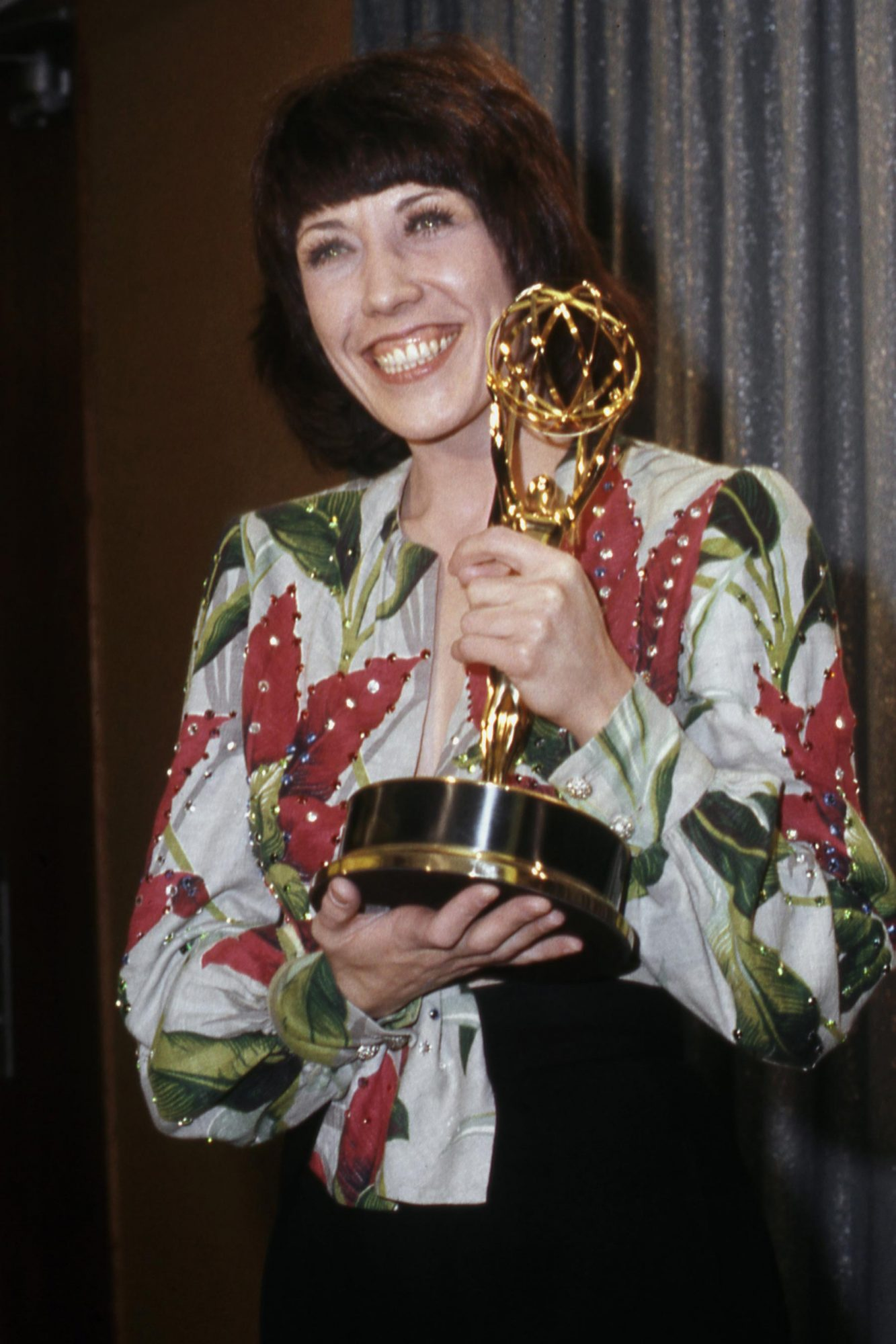 Lily Tomlin At The Emmy Awards