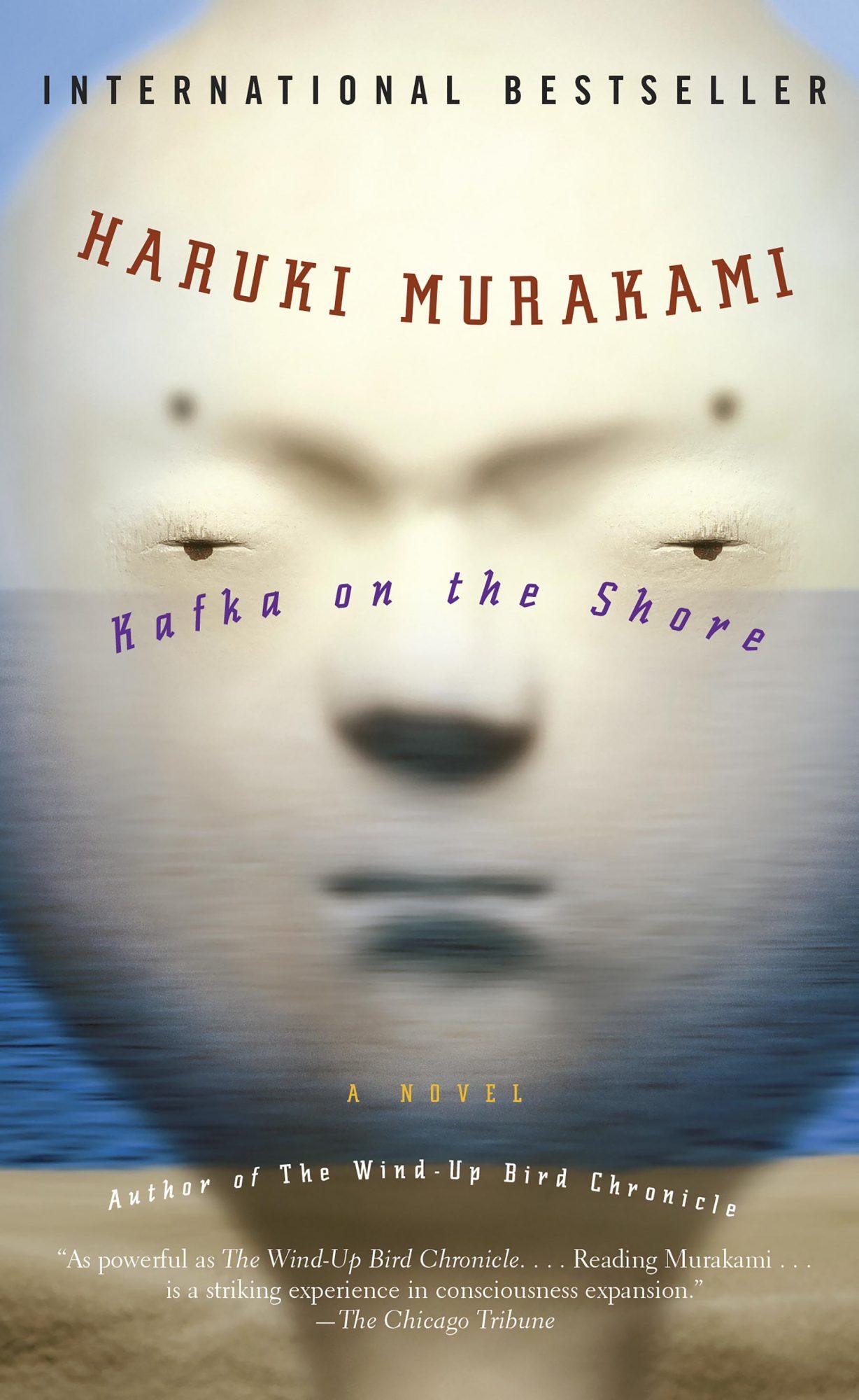 Kafka on the Shore by Haruki Murakami CR: Penguin Random House