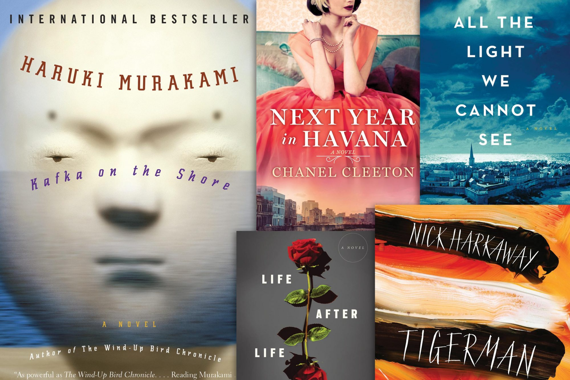 50 books that need to be turned into movies, including Reese