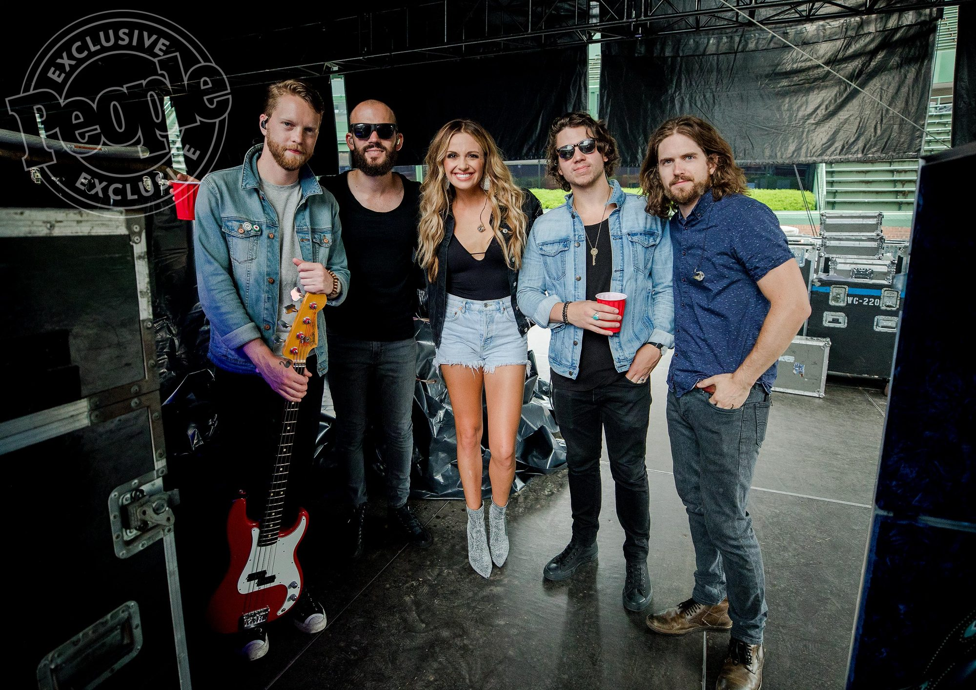CARLY PEARCE and BAND