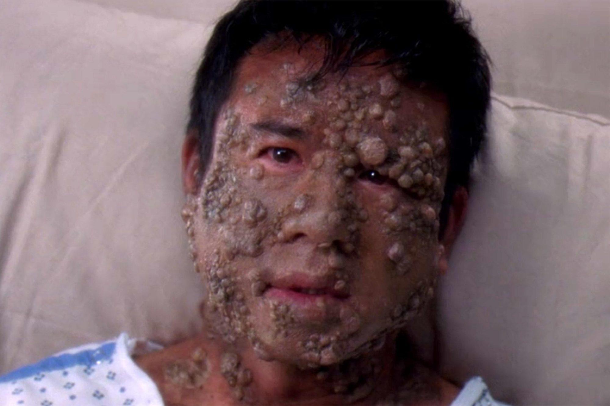 Grey's Anatomy screen grabWeirdest Medical CasesCredit: ABC