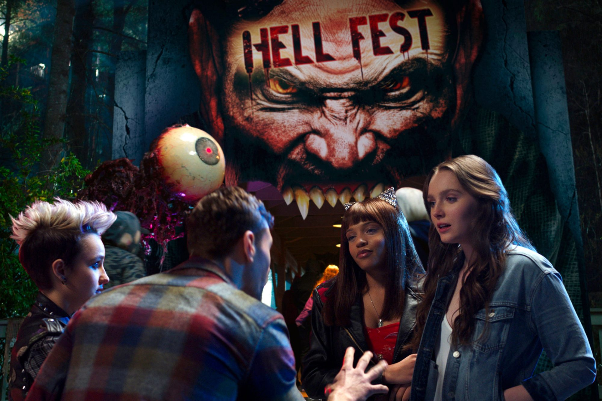 Hell Fest - 9/28 (Theatrical)