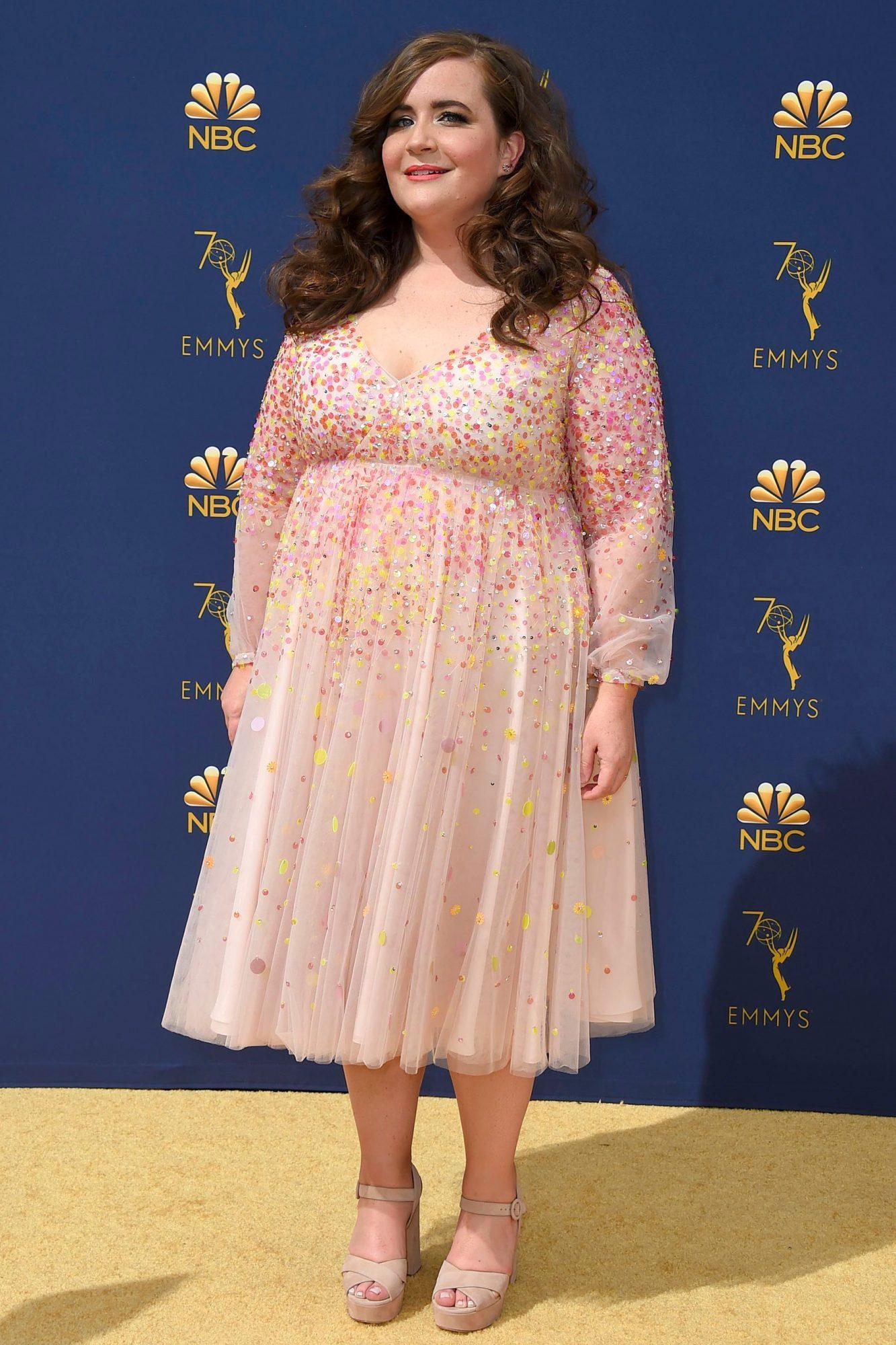 2018 Primetime Emmy Awards - Arrivals, Los Angeles, USA - 17 Sep 2018