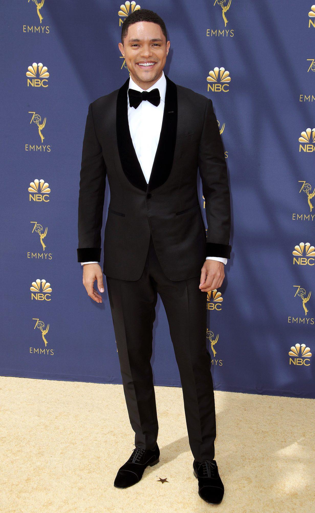 70th Primetime Emmy Awards, Arrivals, Los Angeles, USA - 17 Sep 2018
