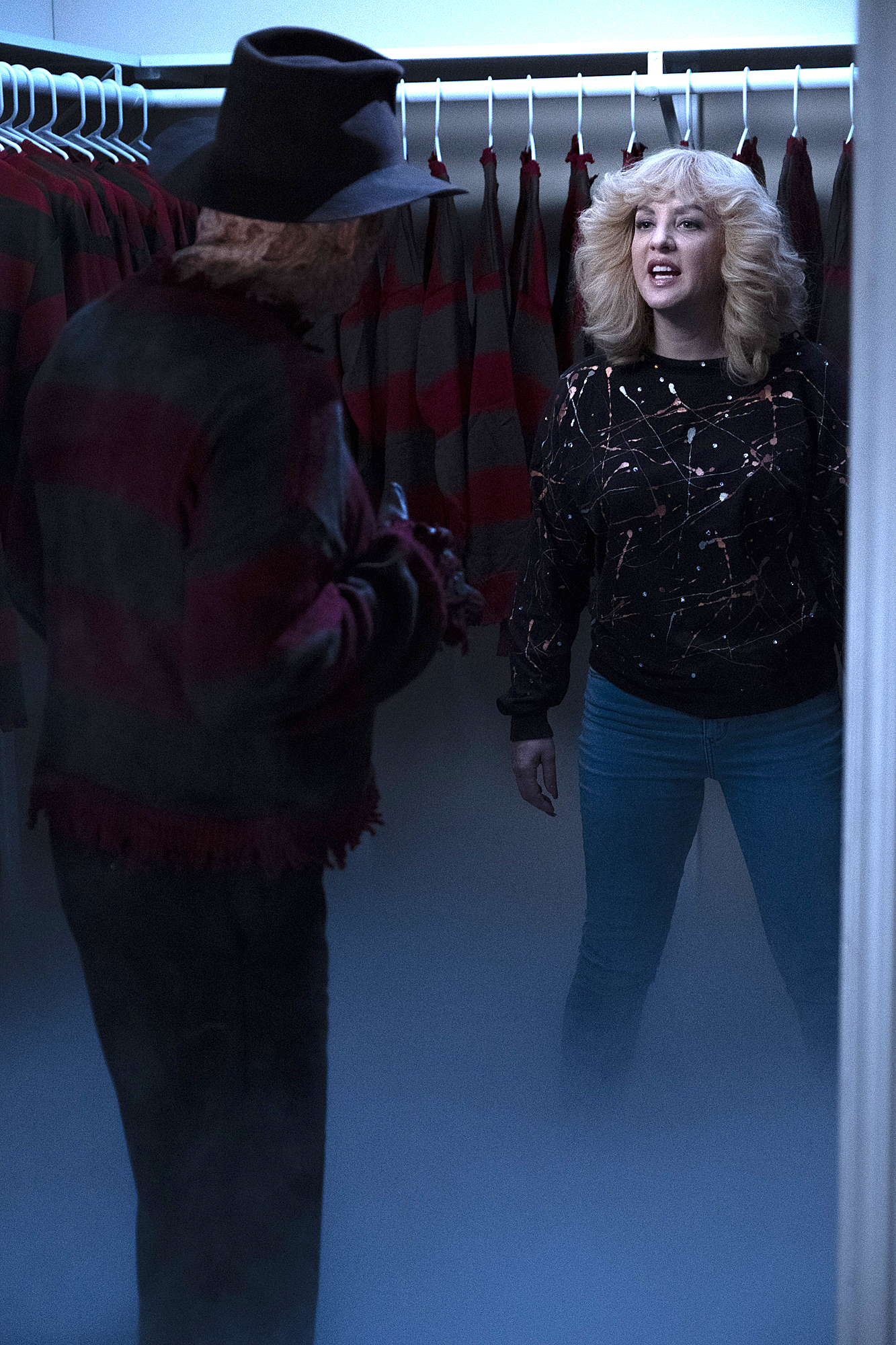 Step aside, Freddy — Beverly has worse things to worry about