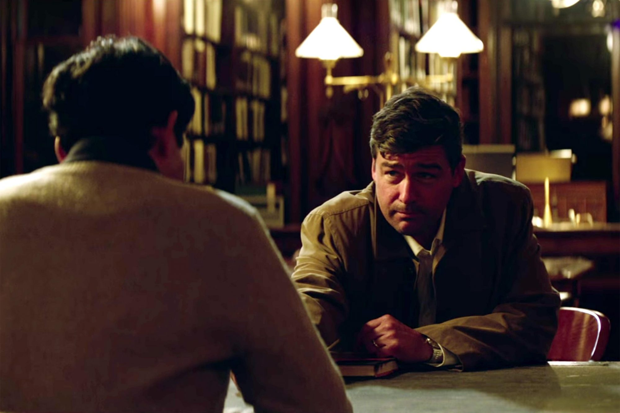 Kyle Chandler in The Vanishing of Sidney Hall
