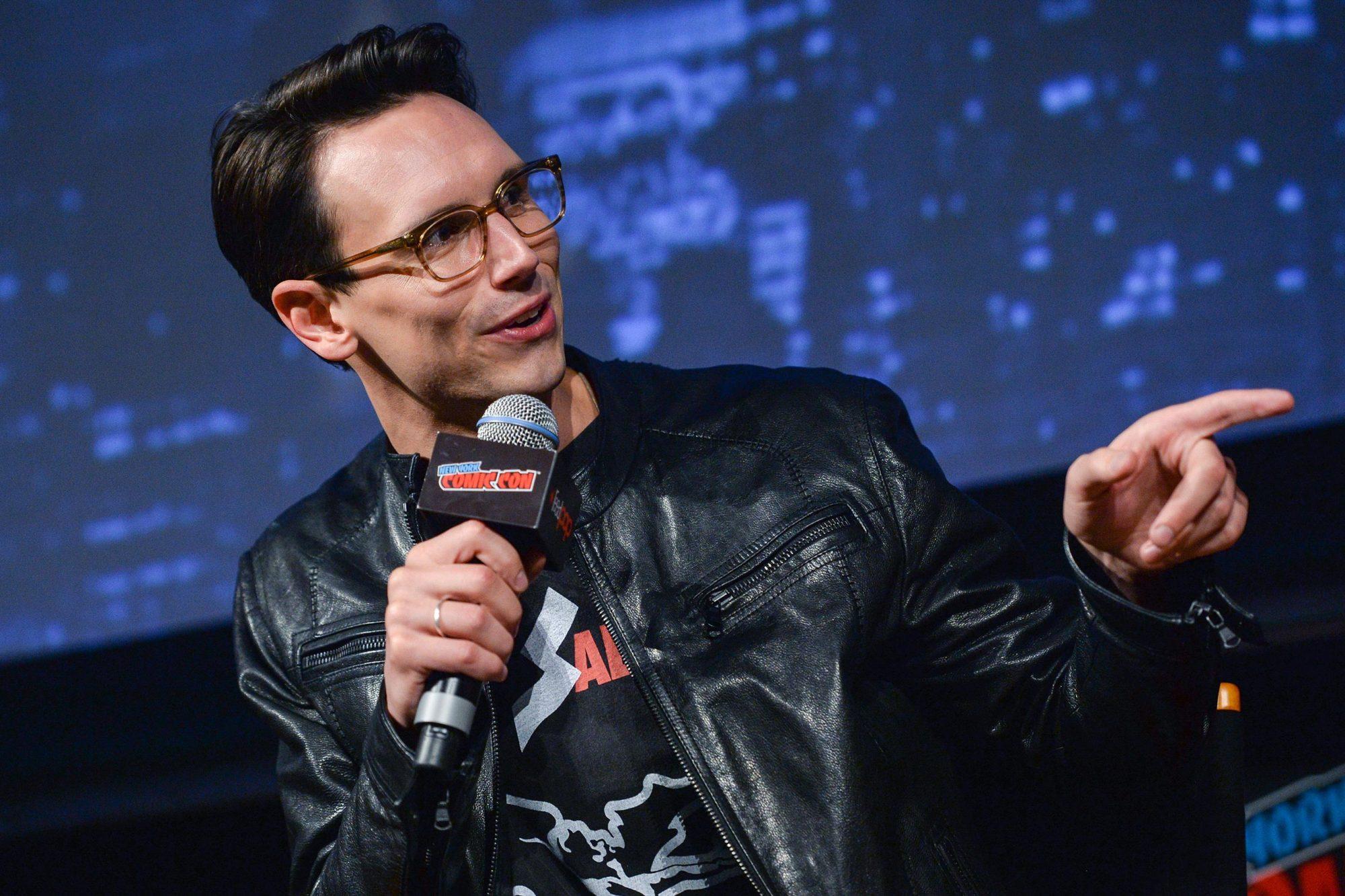 'Gotham' TV show panel, New York Comic Con, USA - 07 Oct 2018