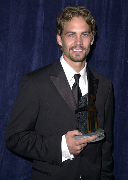 Paul Walker at the 5th Annual Hollywood Film Festival Gala Ceremony Awards on August 6, 2001