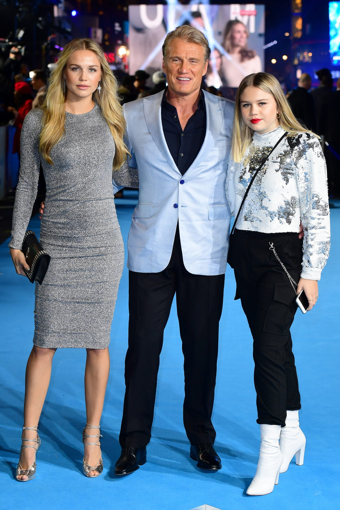 Aquaman Premiere - London