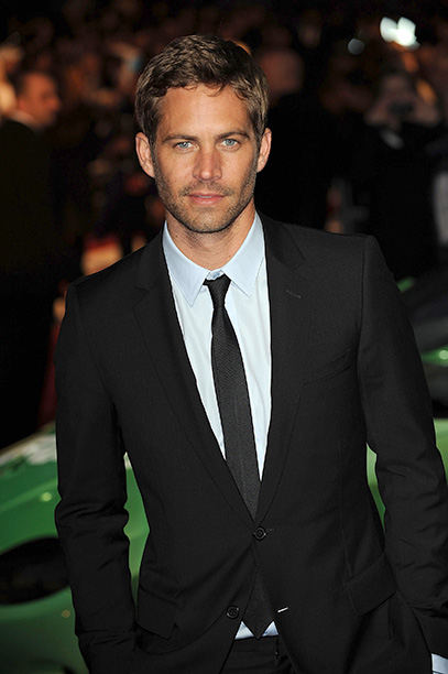 Paul Walker at the UK premiere of Fast & Furious on March 19, 2009