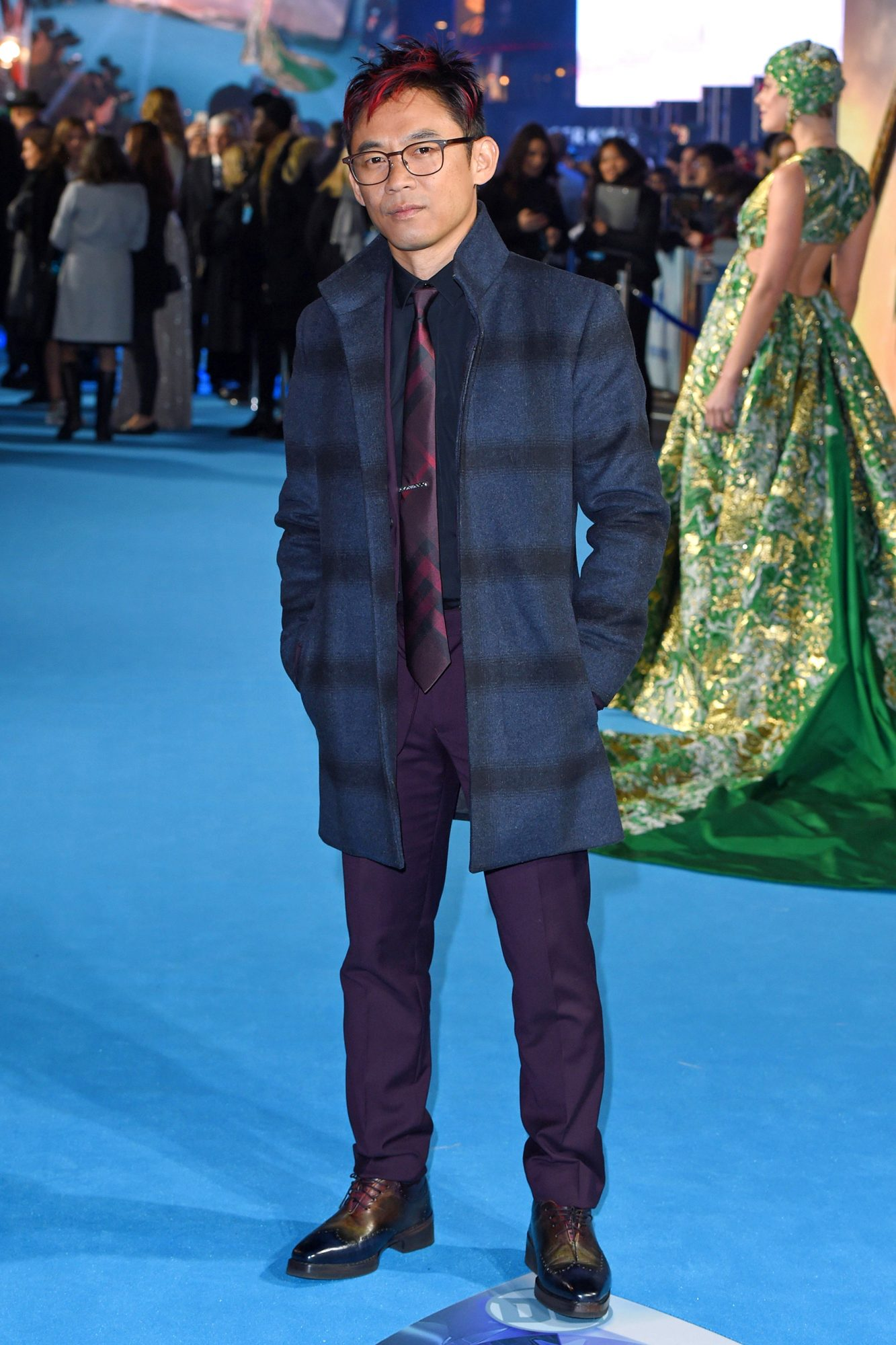 'Aquaman' film premiere, London, UK - 26 Nov 2018