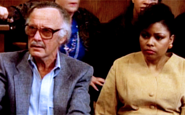 Jury Foreman in The Trial of the Incredible Hulk (1989)