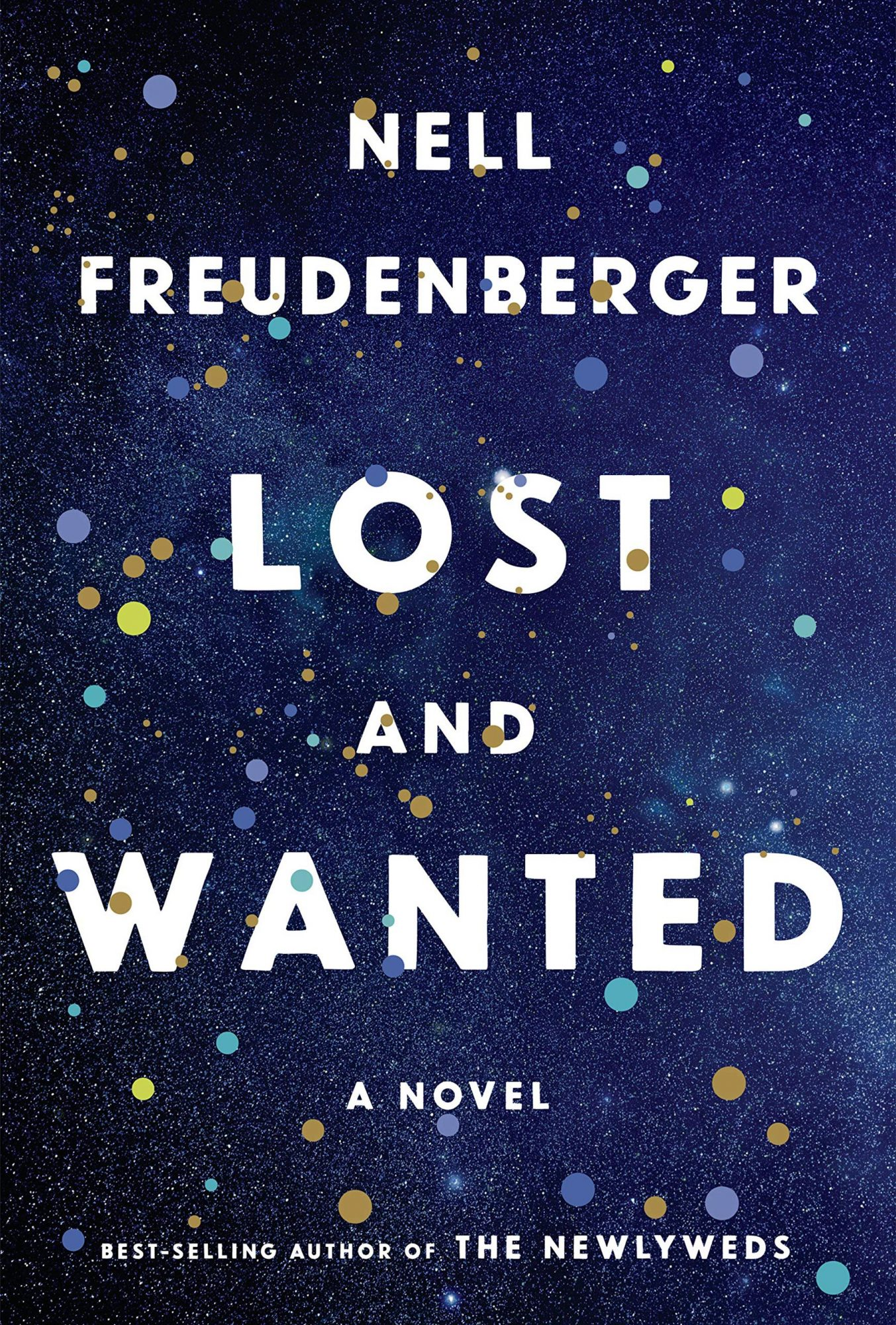 Nell Freudenberger, Lost and Found Publisher: Knopf