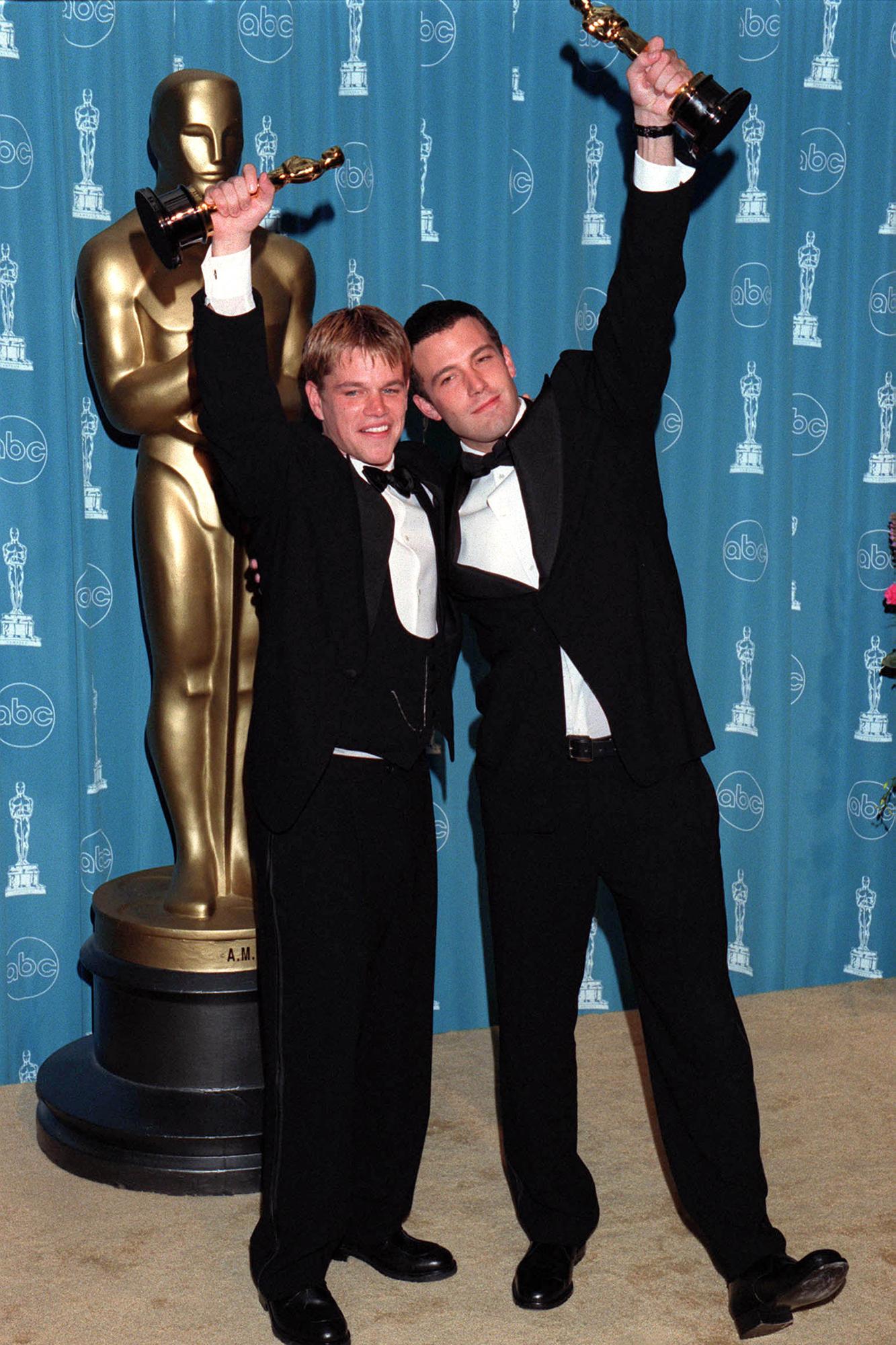 70th Annual Academy Awards - Press Room
