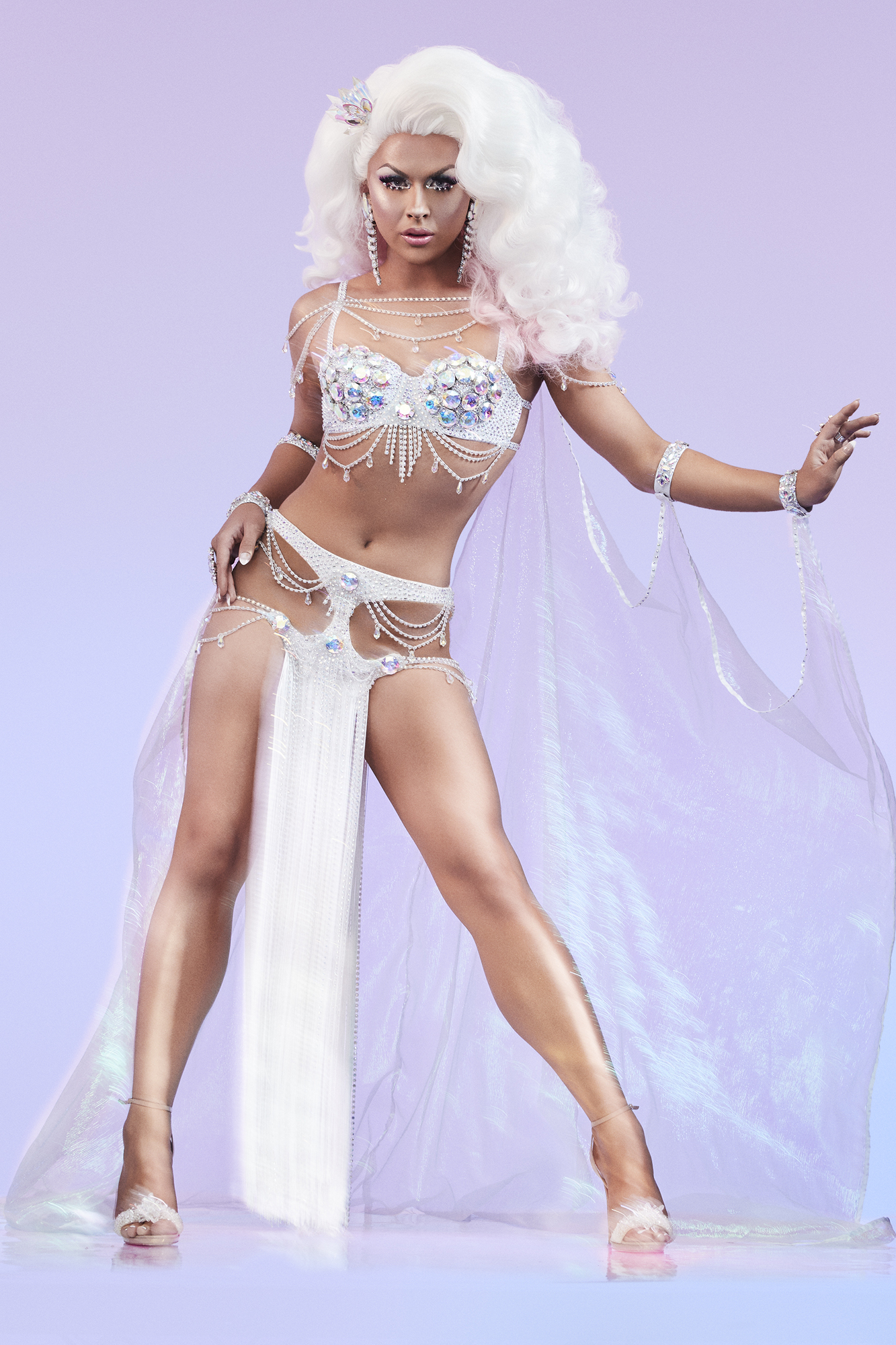 ELIMINATED IN 9TH PLACE: Farrah Moan